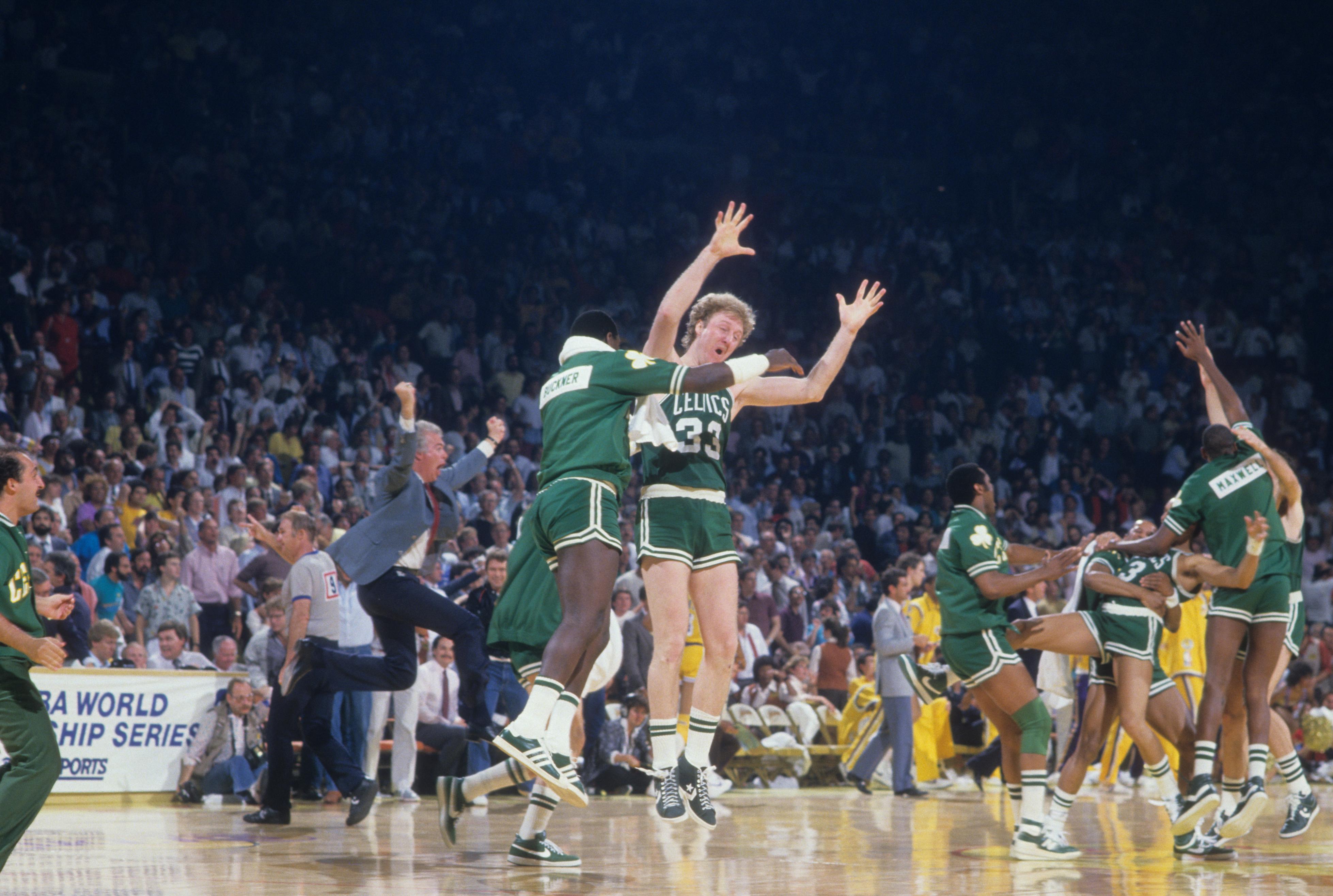 Los Angeles Lakers vs Boston Celtics, 1985 NBA Finals
