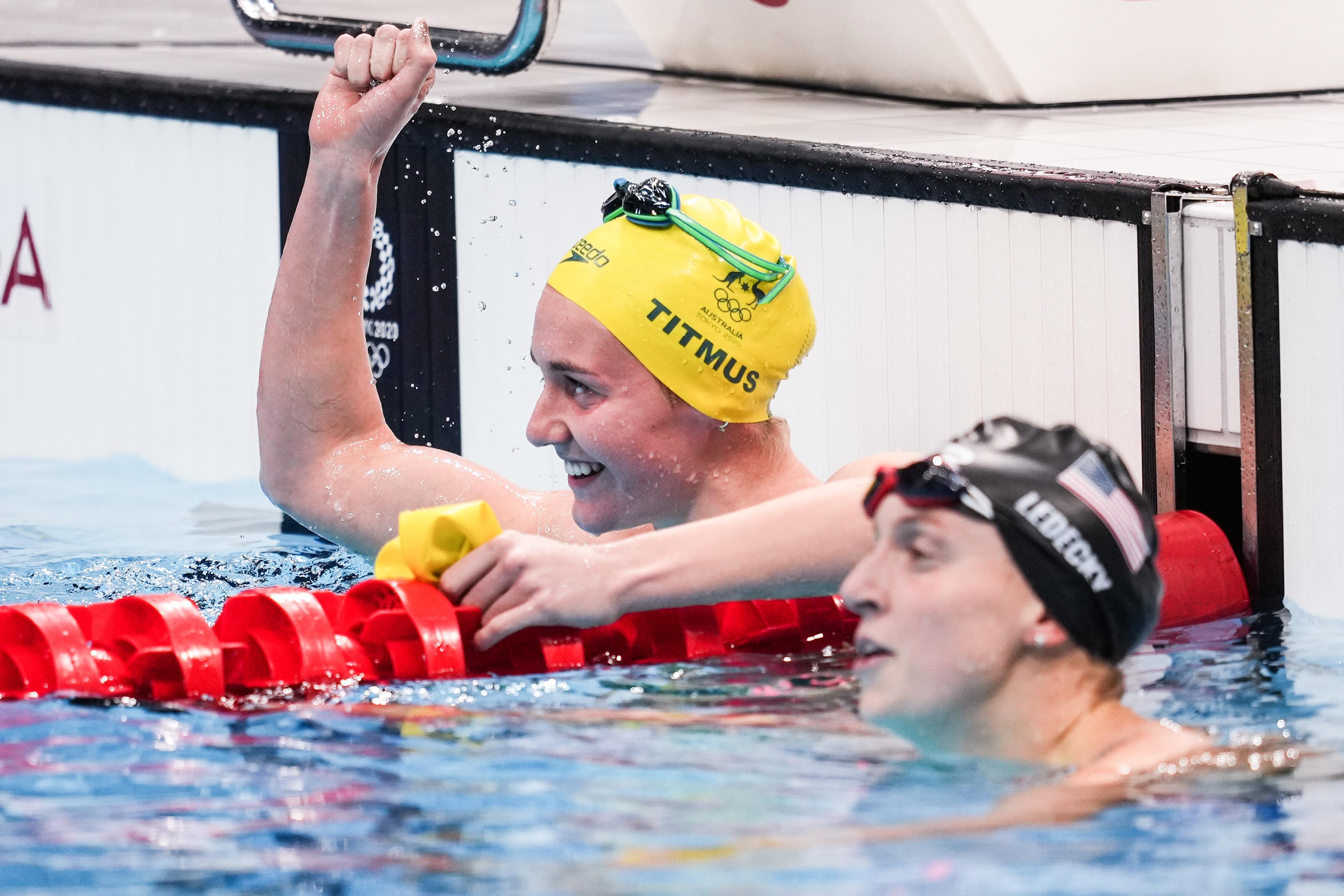 Swimming - Tokyo 2020 Olympics - Day 3