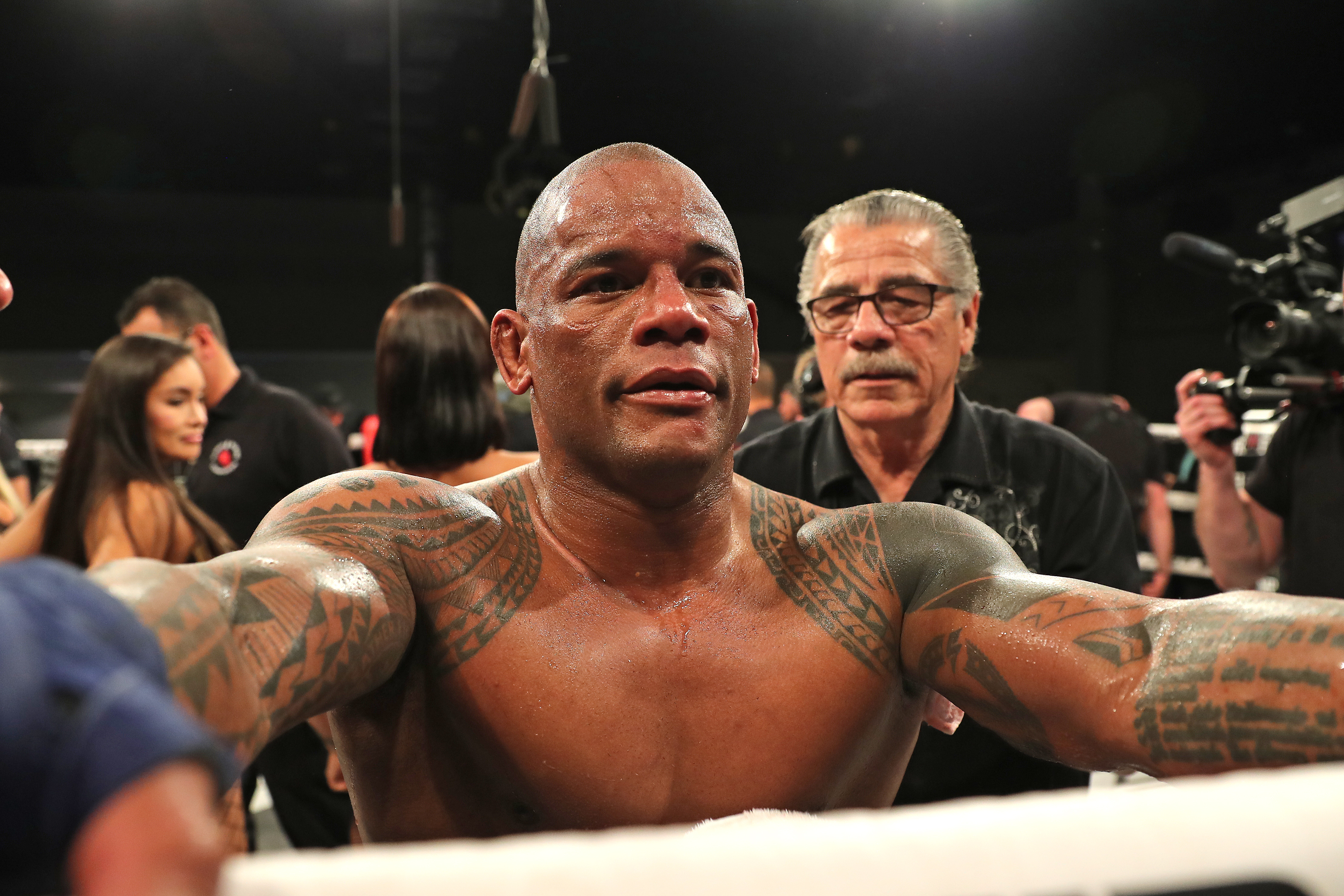 Bare Knuckle Fighting Championship - Hector Lombard vs. David Mundell