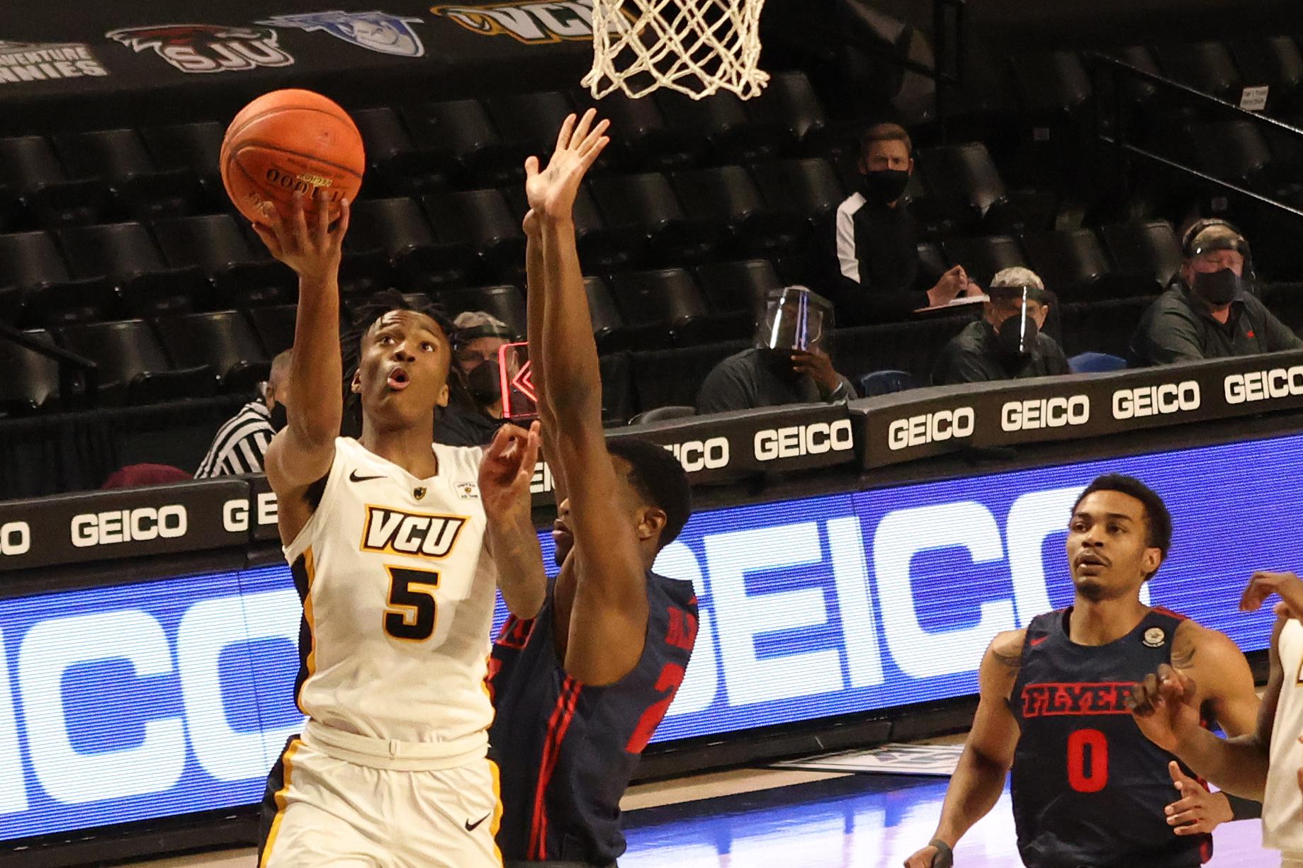 NCAA Basketball: Atlantic 10 Conference Tournament-Dayton vs VCU