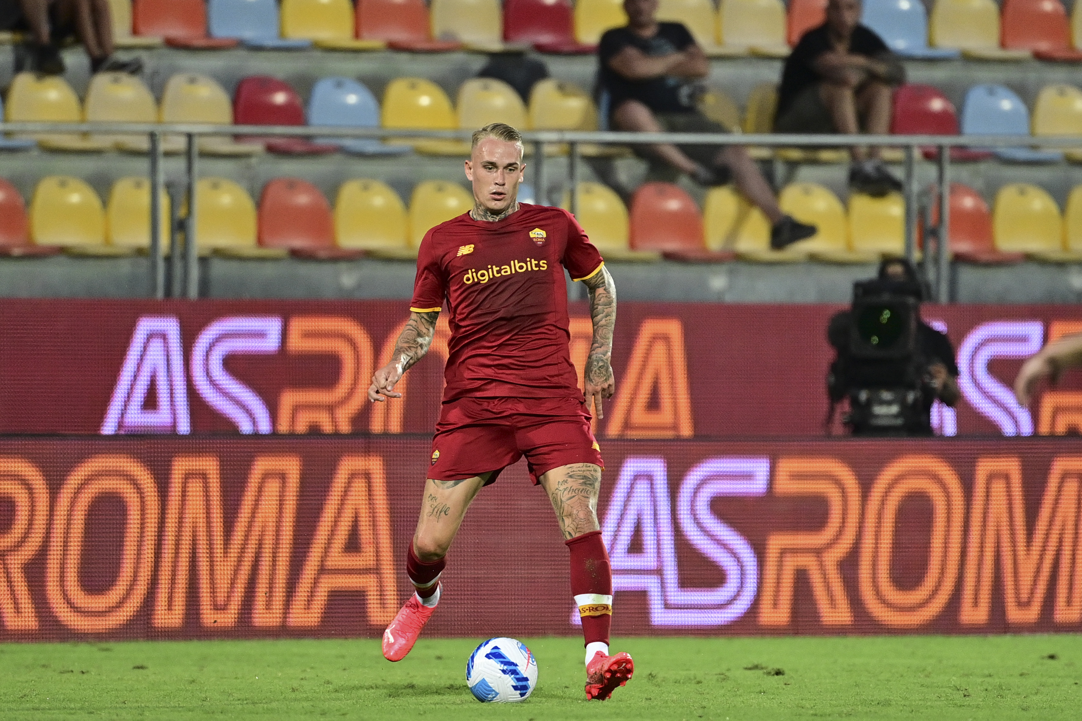 AS Roma v Debreceni - Pre-Season Friendly