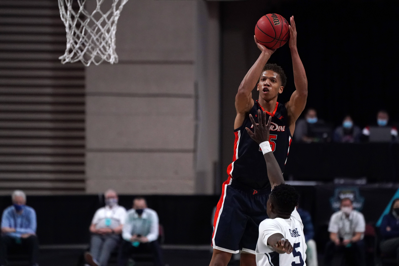 NCAA Basketball-WCC Tournament-BYU vs Pepperdine