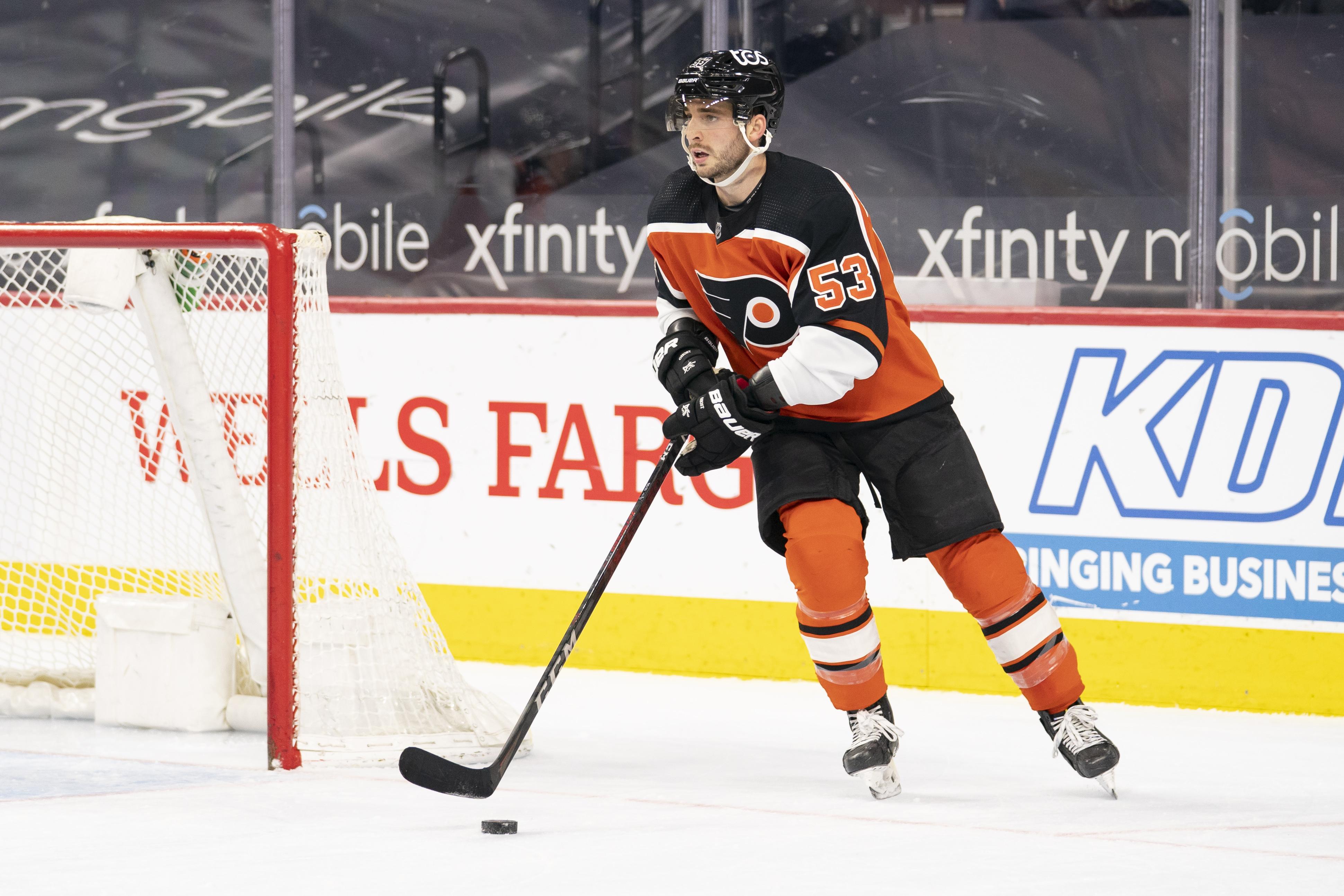 NHL: MAR 13 Capitals at Flyers