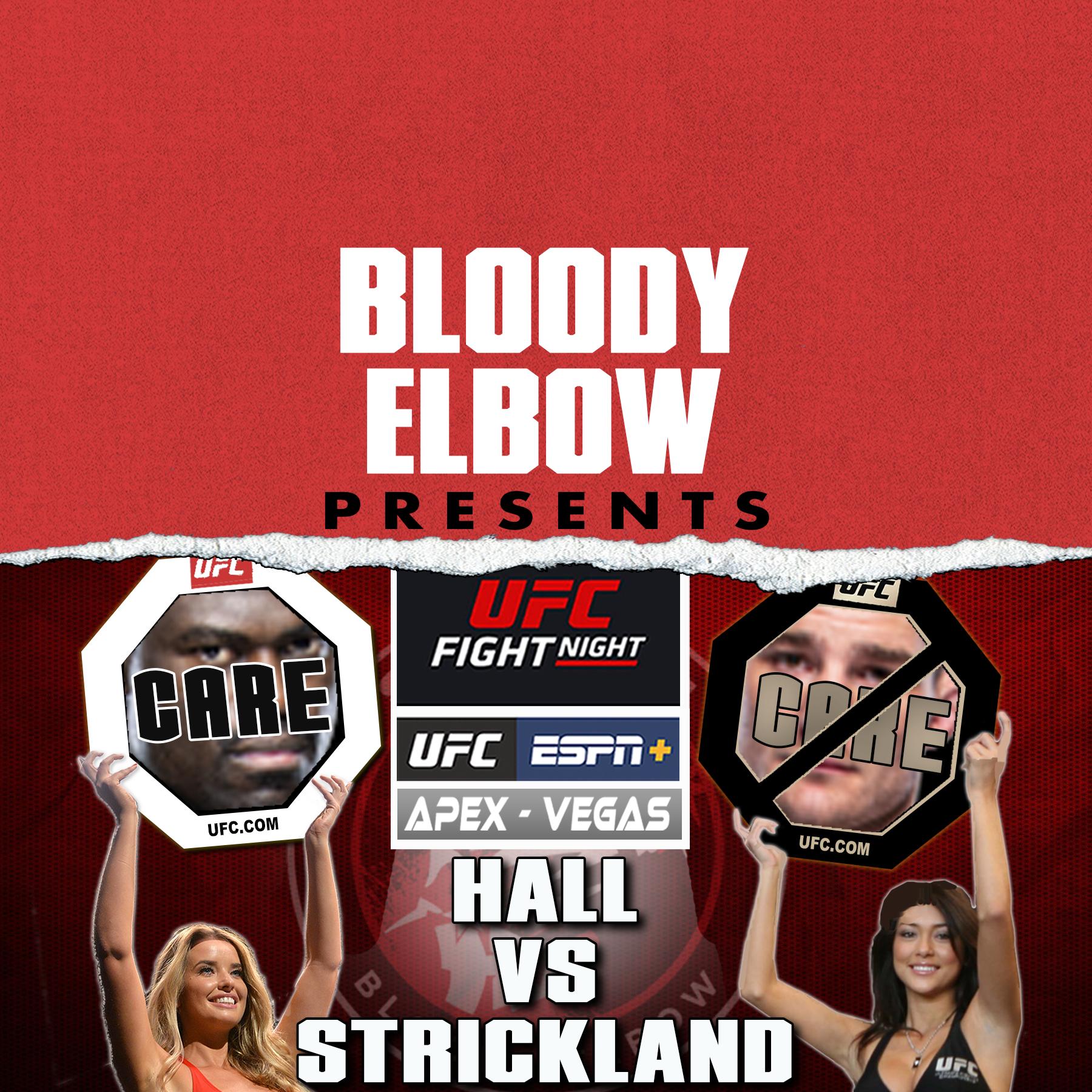 CDC, Care/Don't Care Podcast, UFC Podcast, UFC Vegas 32 Reactions & Results, UFC Vegas 33 Picks & Predictions, Sandhagen vs Dillashaw, Hall vs Strickland,