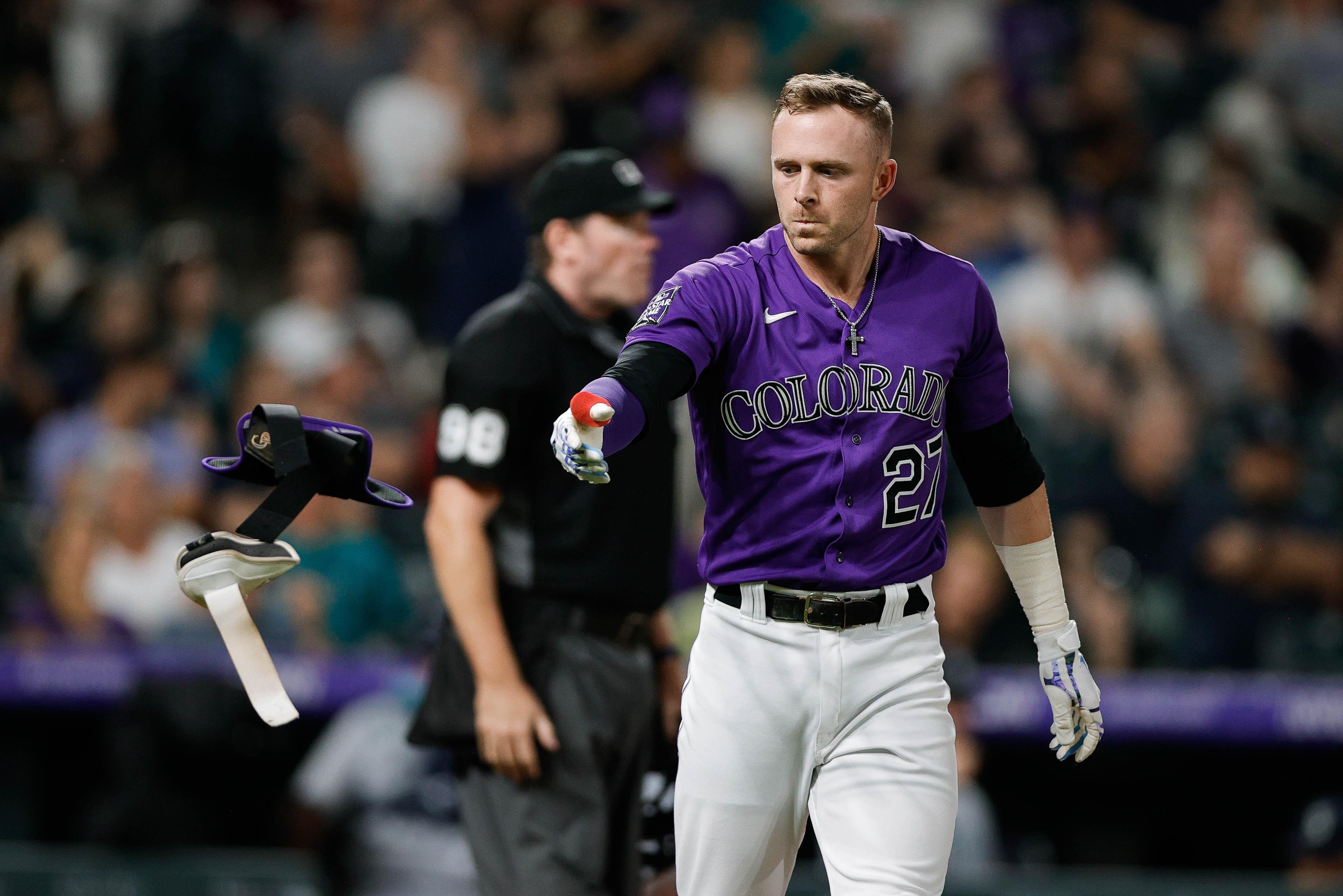 MLB: Seattle Mariners at Colorado Rockies