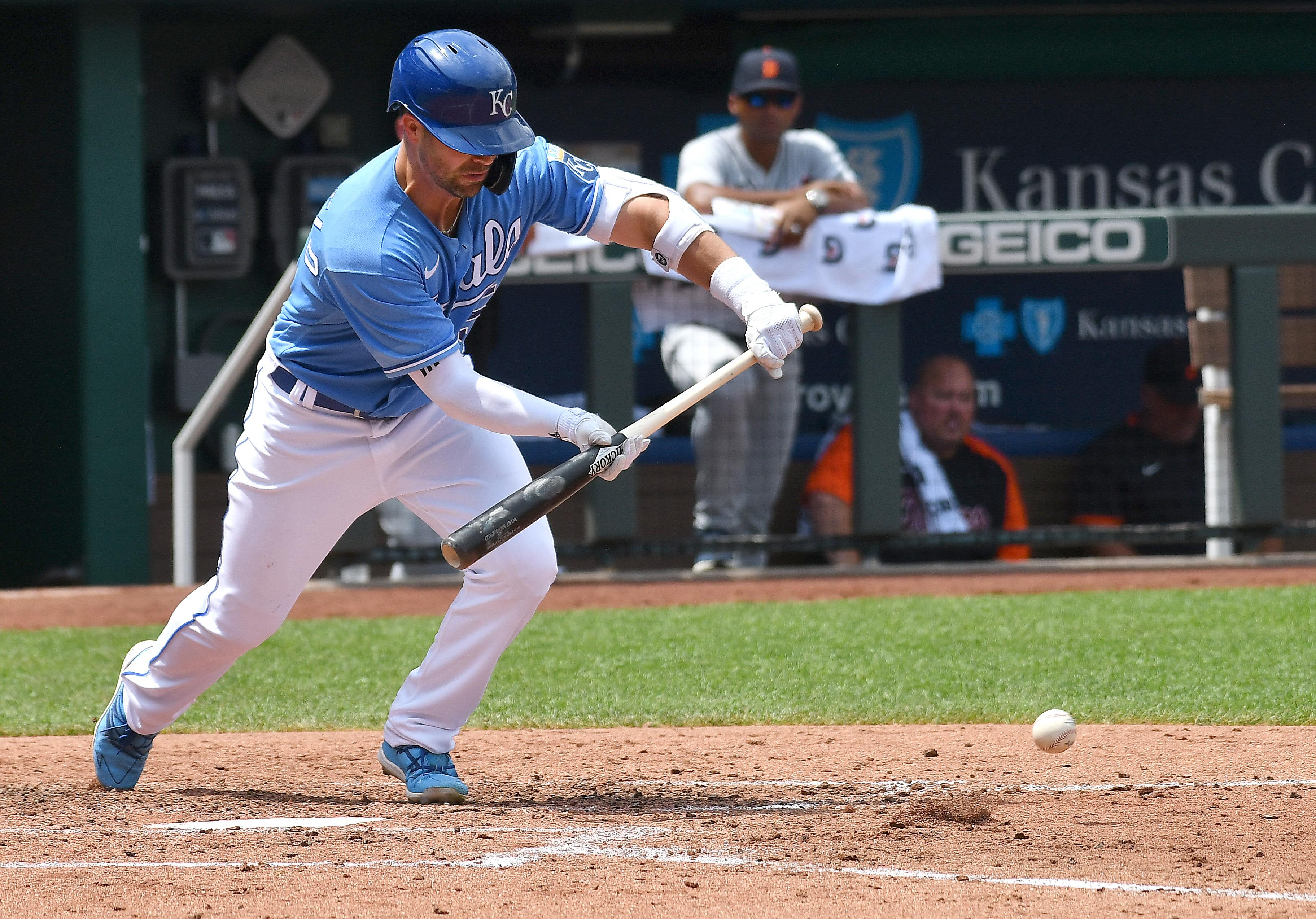 MLB: JUL 25 Tigers at Royals