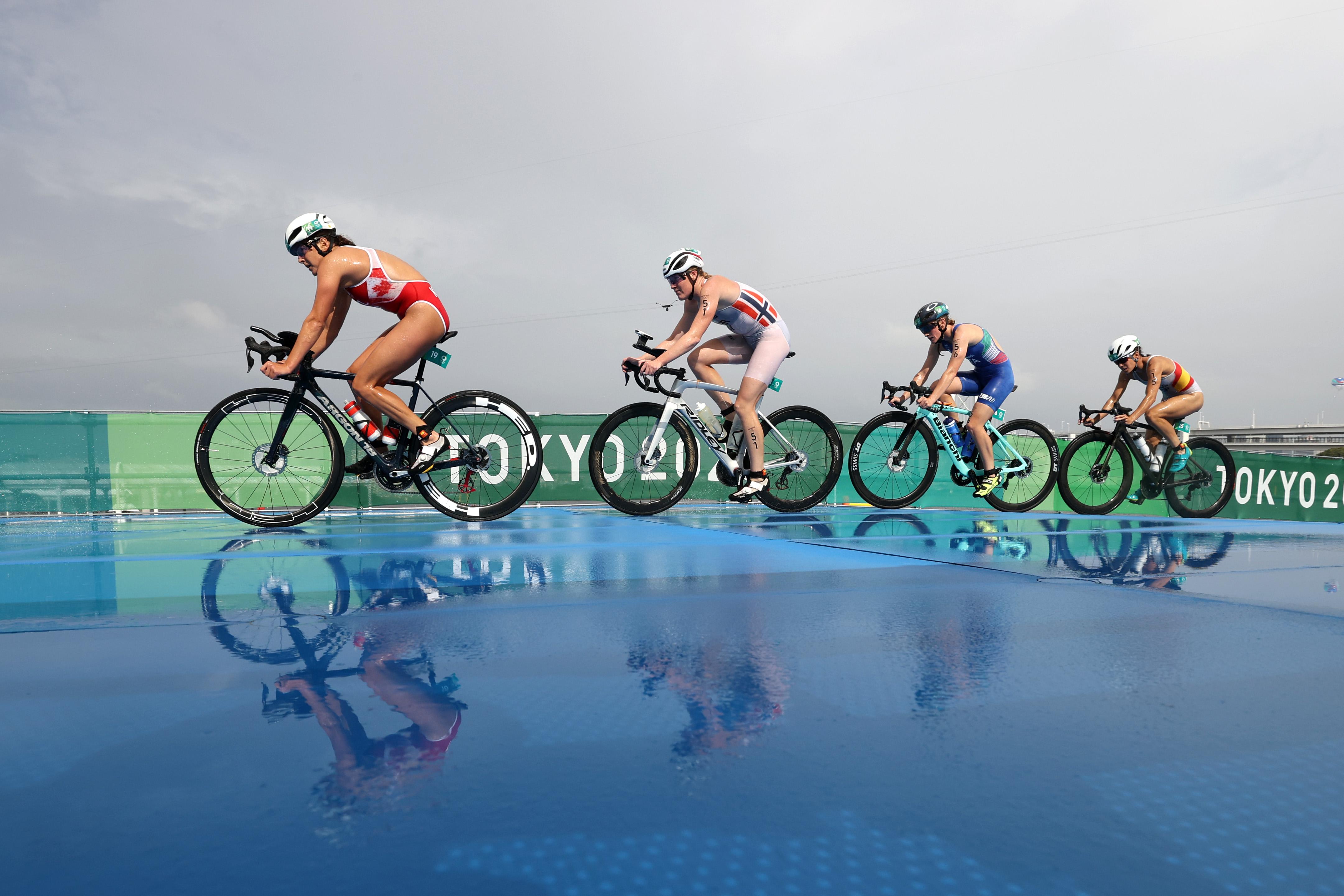 Triathlon - Olympics: Day 4