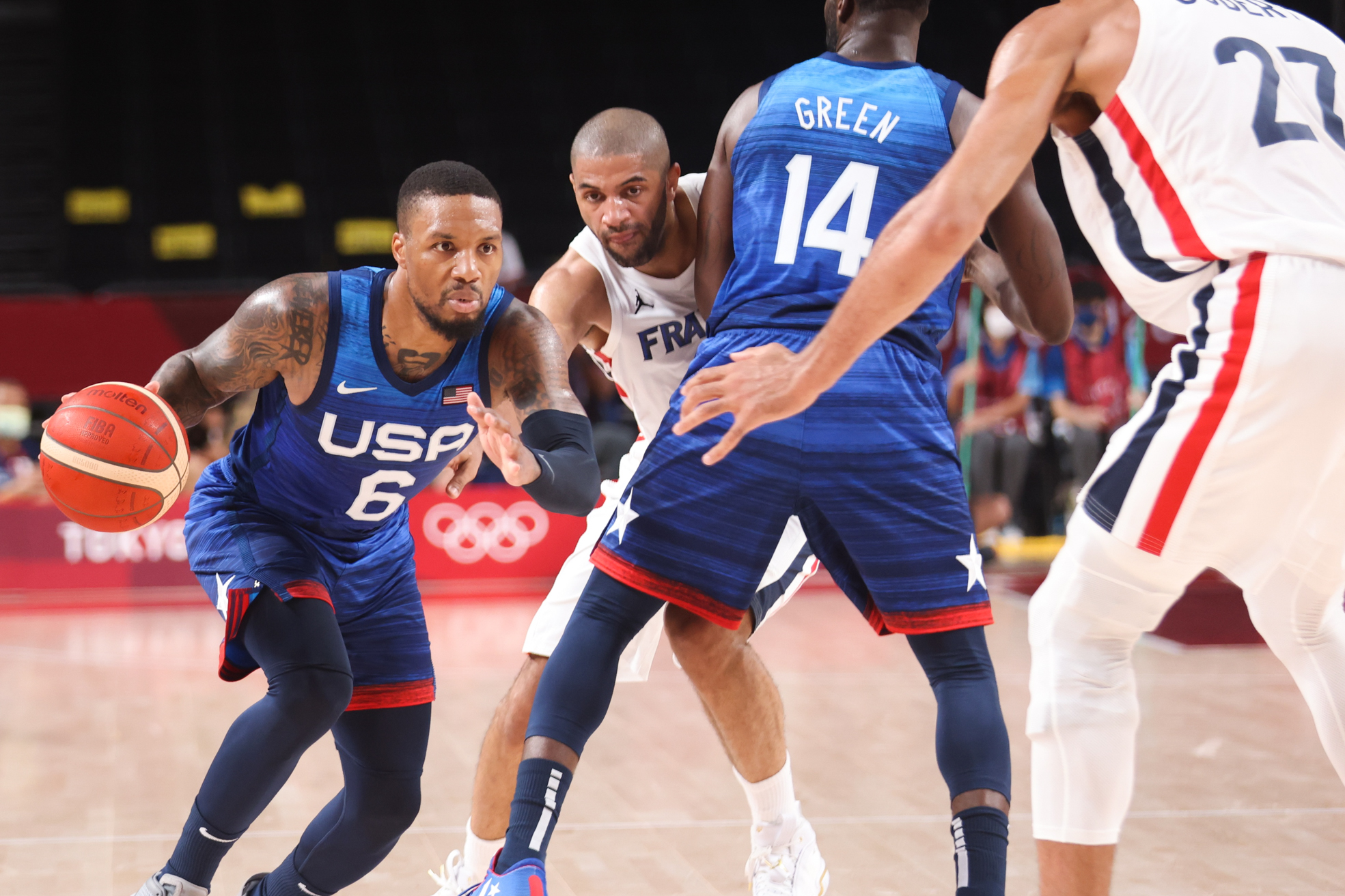 Basketball - Tokyo 2020 Olympics - Day 2