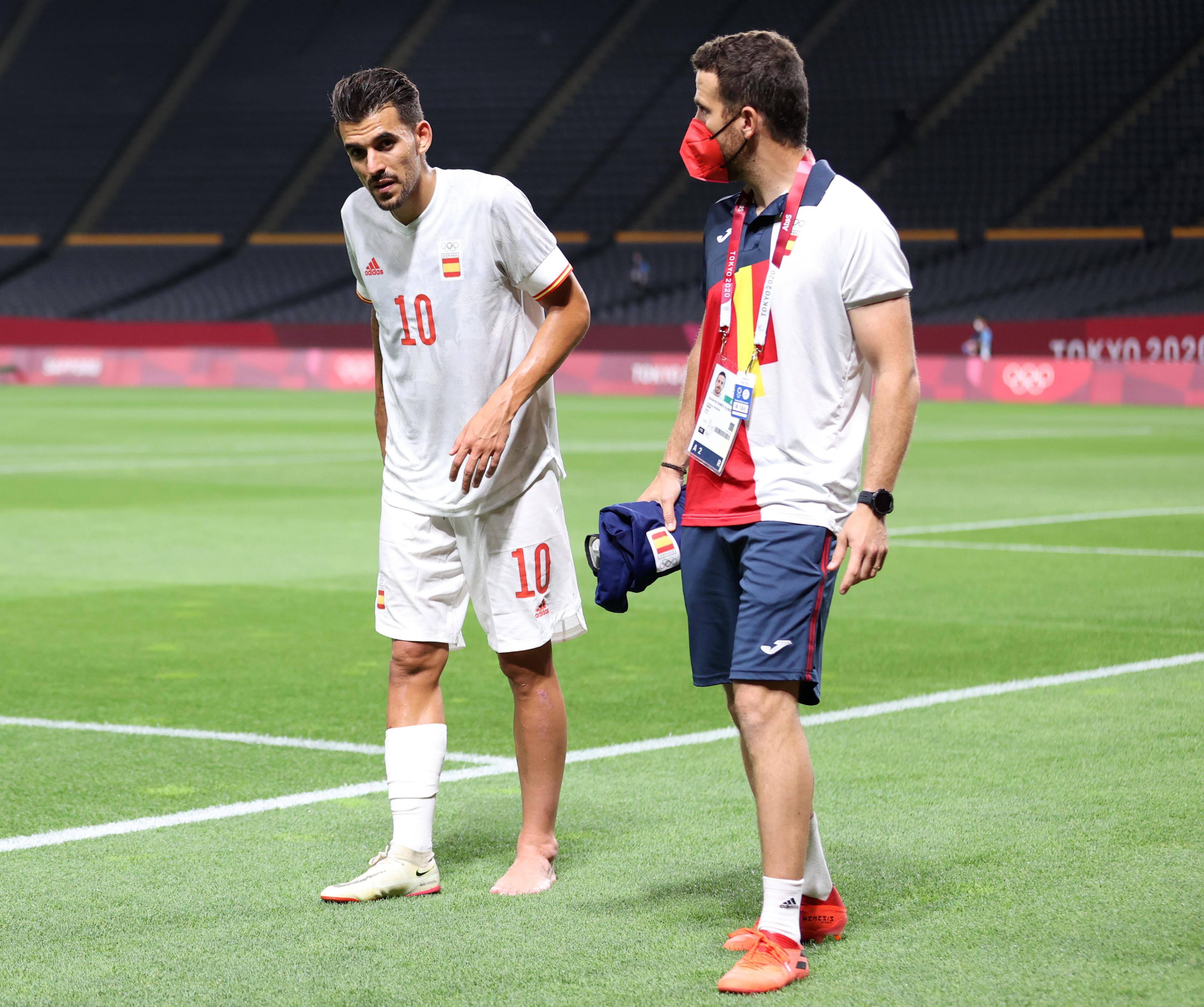 Egypt v Spain: Men's Football - Olympics: Day -1
