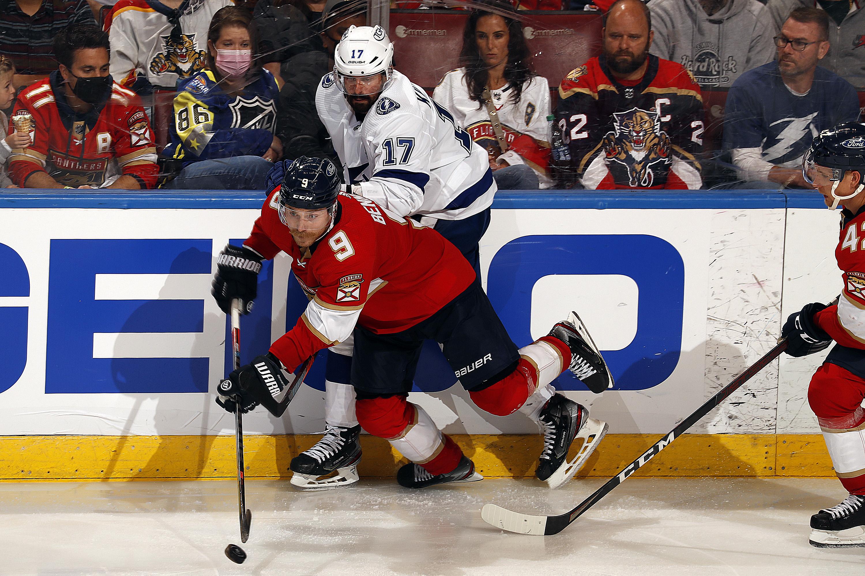 Tampa Bay Lightning v Florida Panthers - Game Five