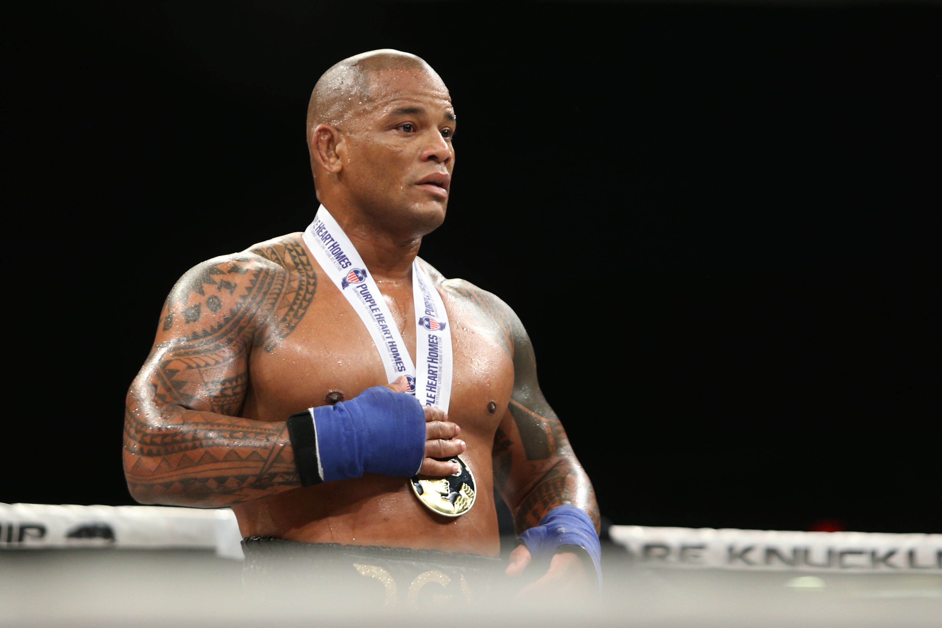 Bare Knuckle Fighting Championship - Hector Lombard v Kendall Grove