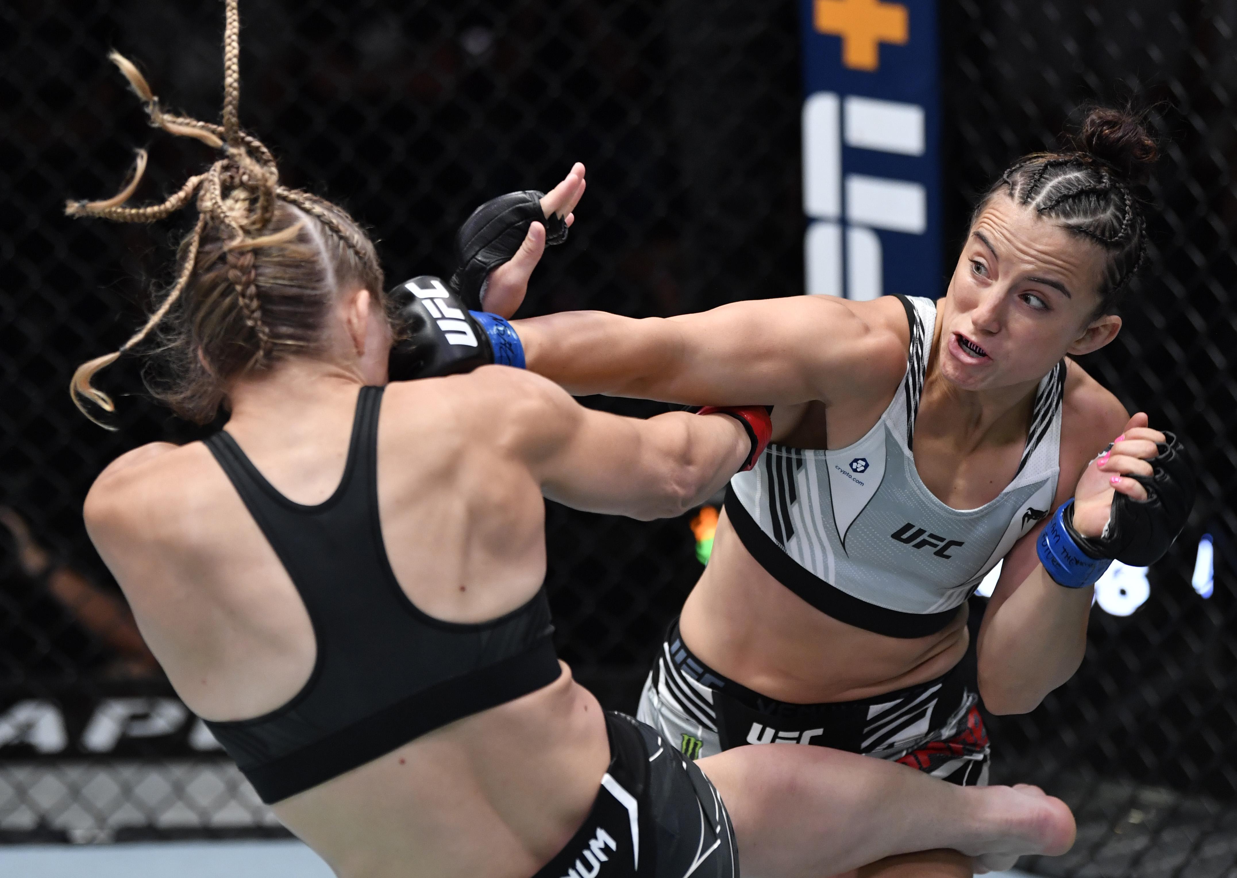 UFC Fight Night: Maycee Barber v Miranda Maverick