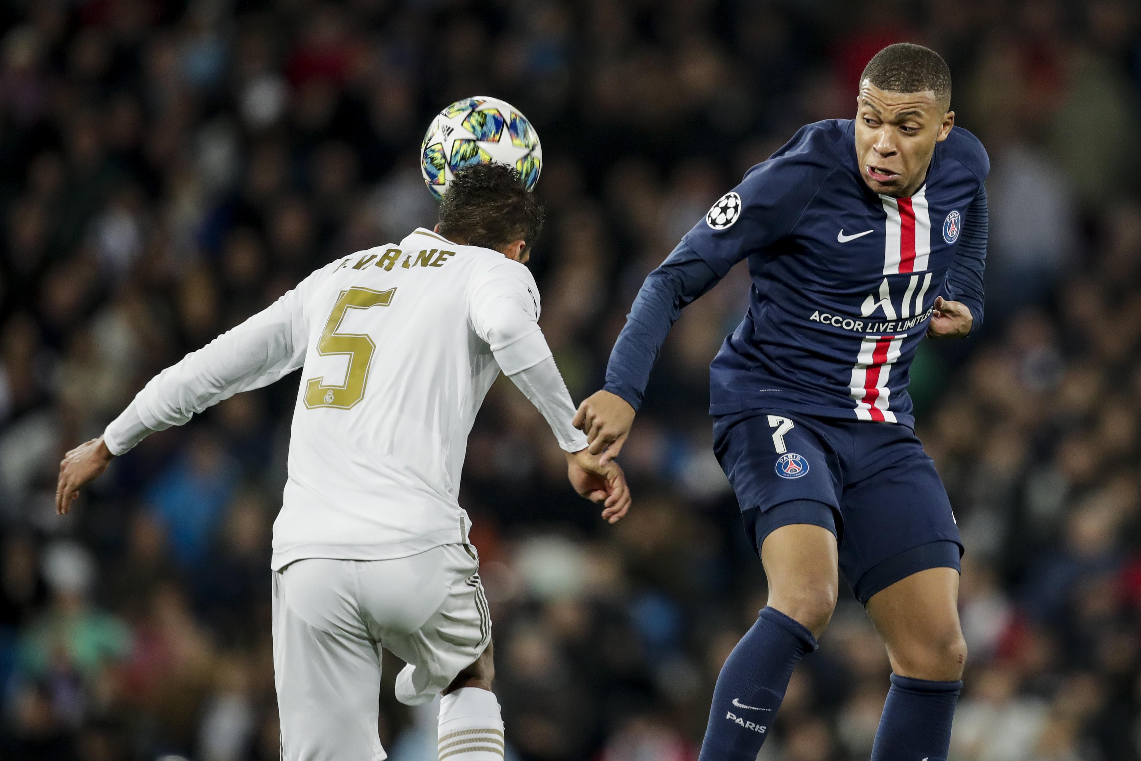 Real Madrid v Paris Saint Germain - UEFA Champions League