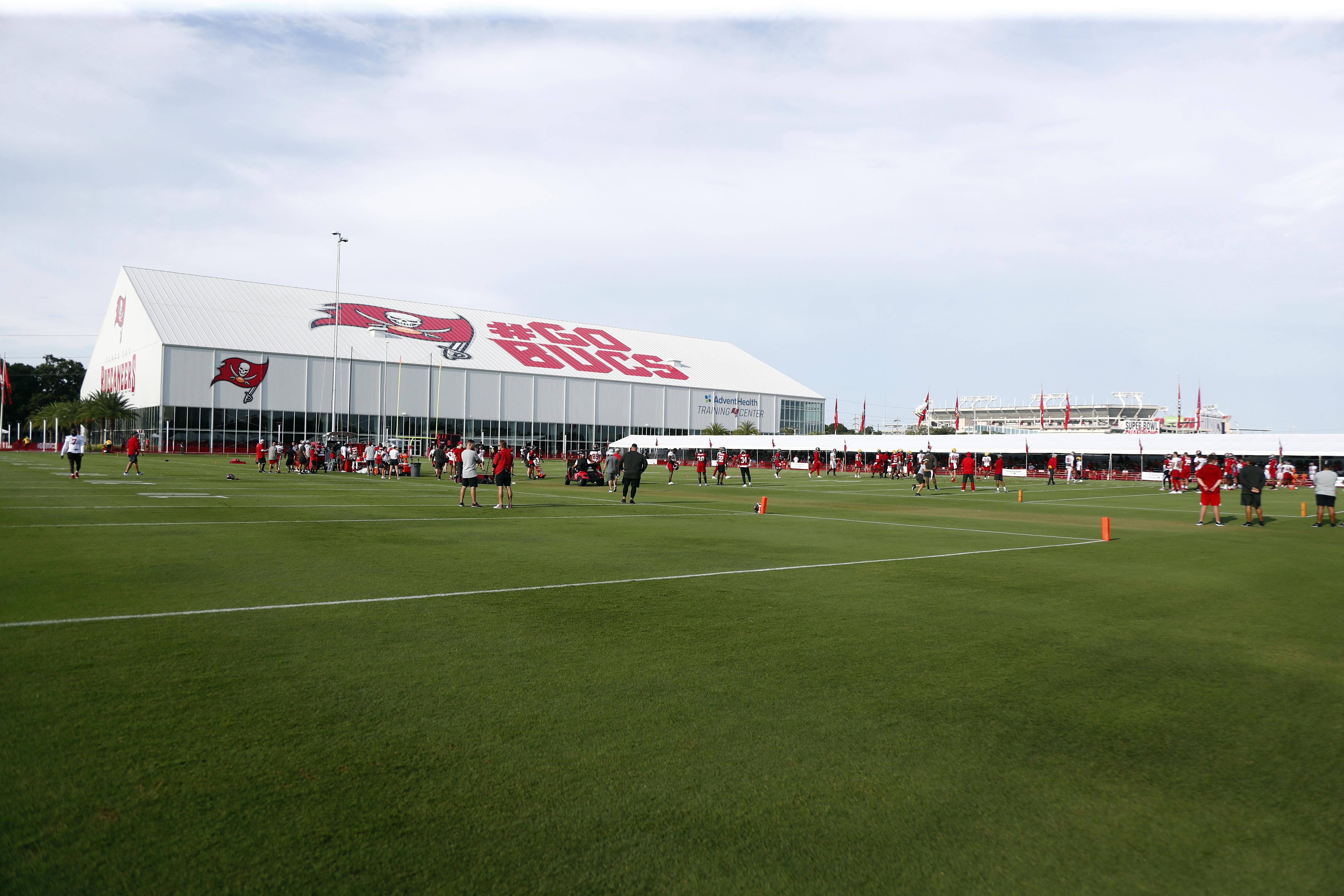 NFL: Tampa Bay Buccaneers Training Camp