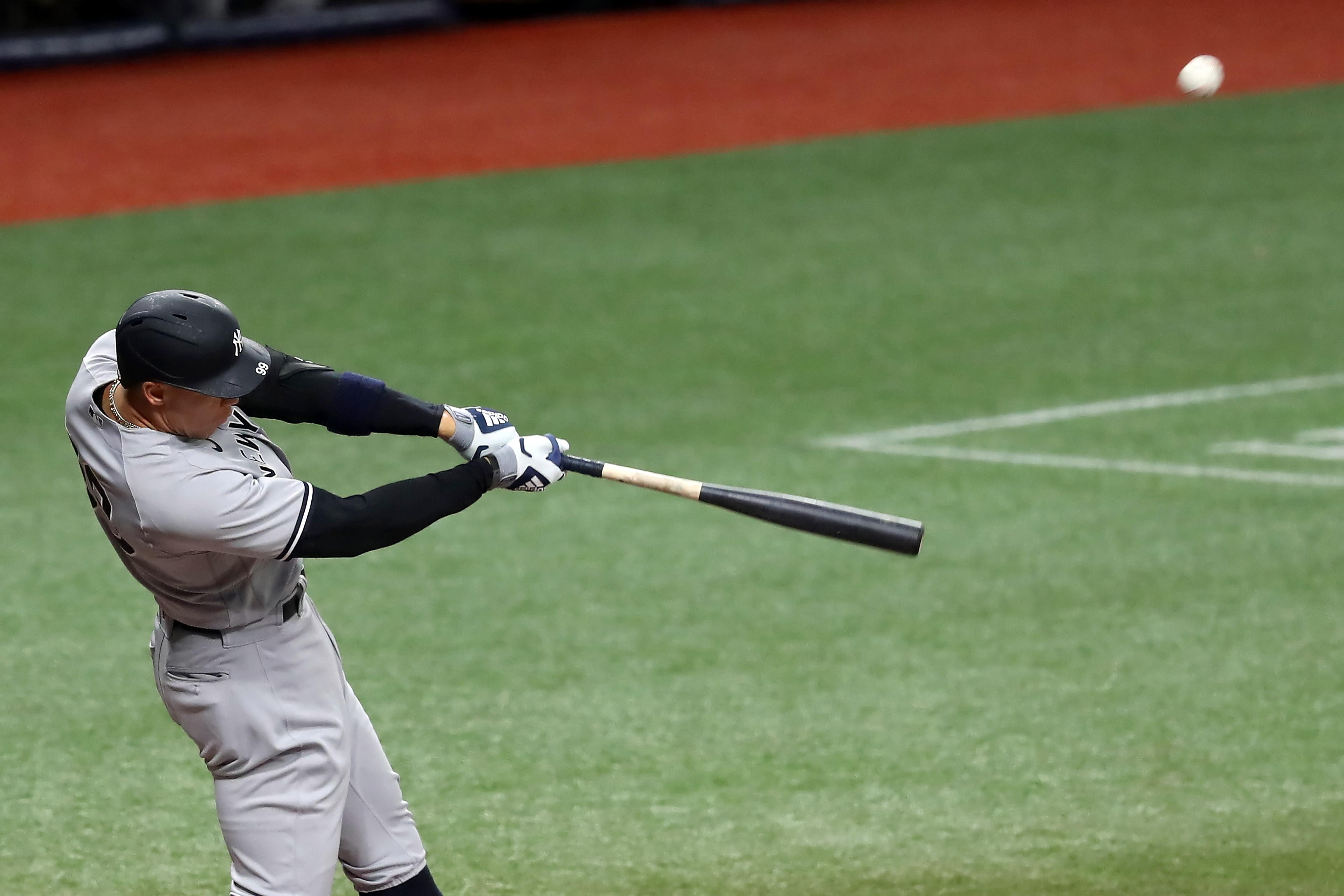 MLB: MAY 13 Yankees at Rays