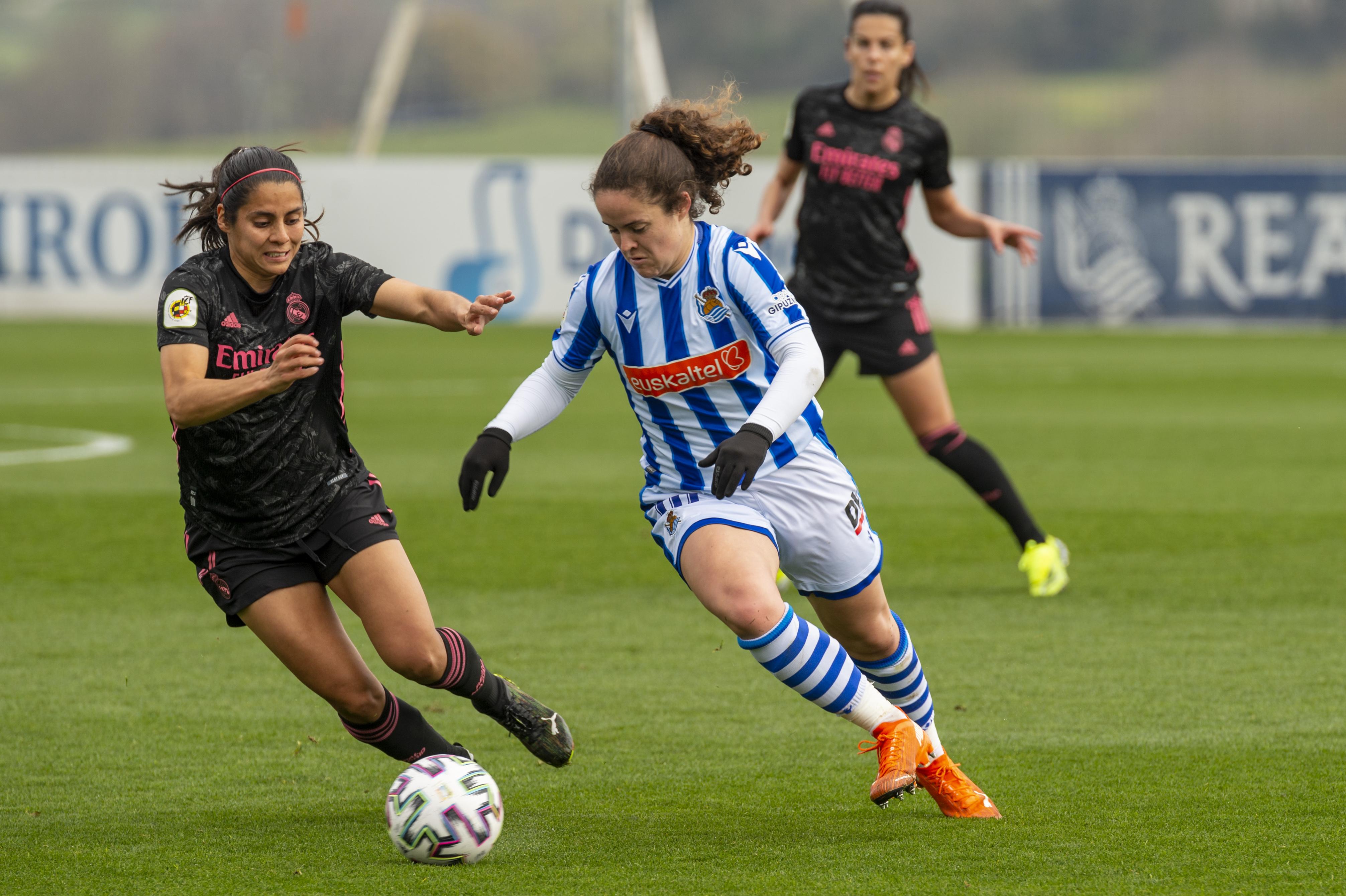 Real Sociedad v Real Madrid - Primera Division Femenina