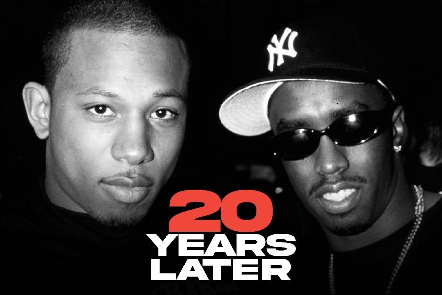 Diddy interviews Shyne