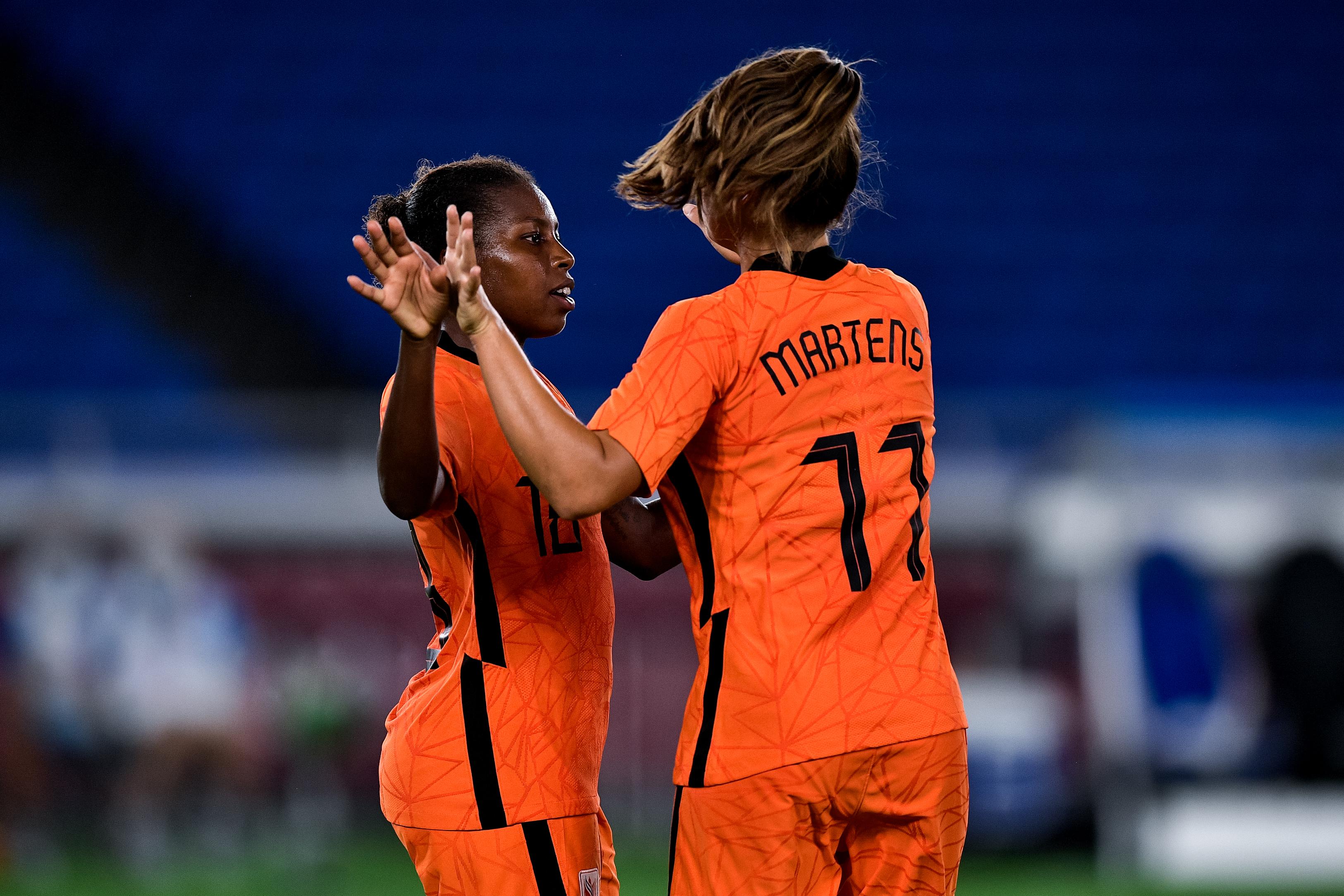 20210727 Netherlands v China - Tokyo 2020 Olympic Womens Football Tournament