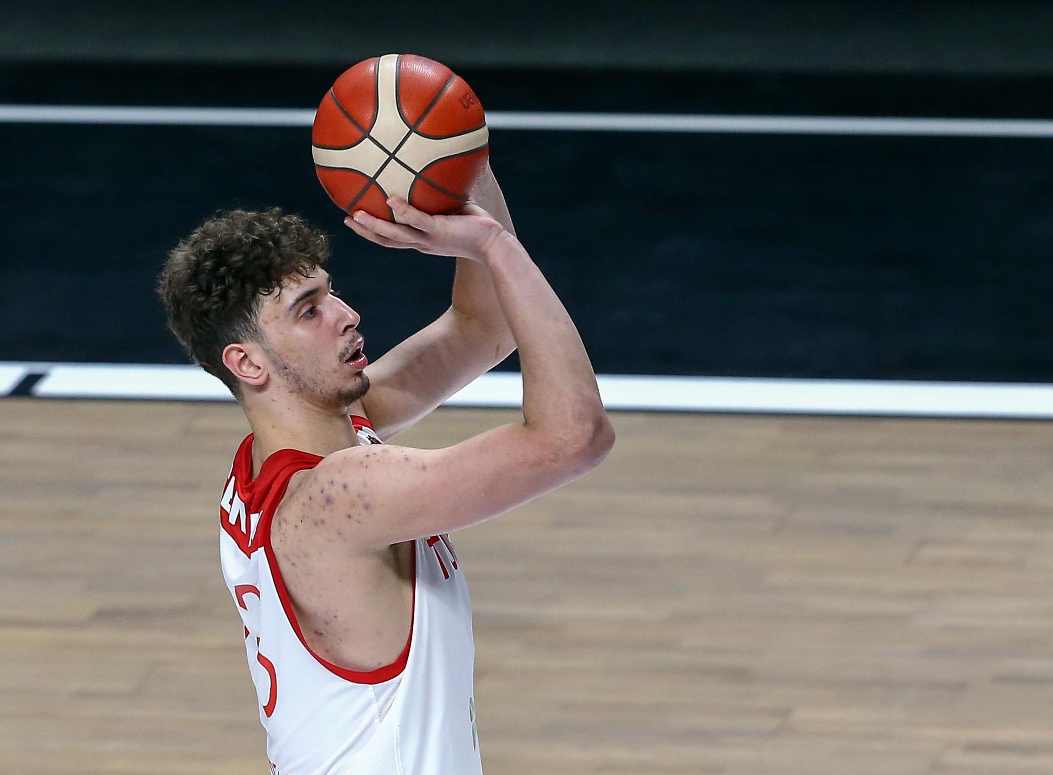 Turkey v Sweden - FIBA EuroBasket 2022 Qualifiers