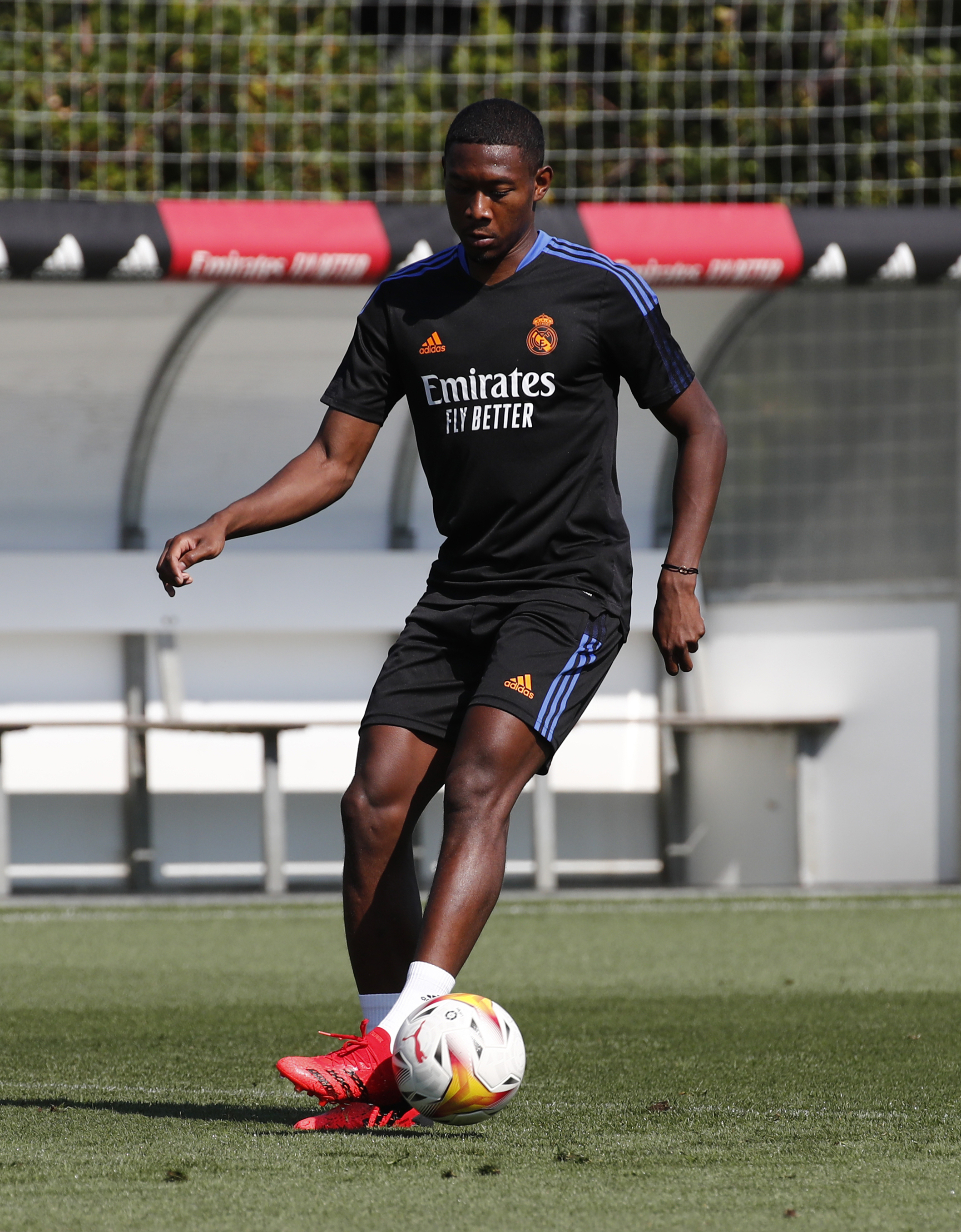 Real Madrid Pre-Season Training Session