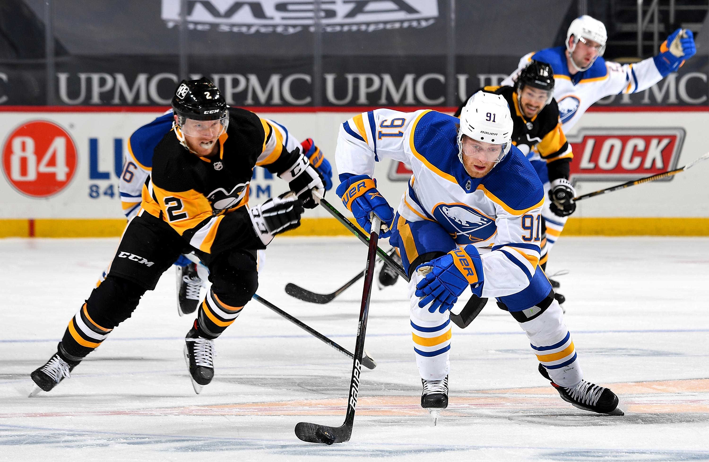 Buffalo Sabres v Pittsburgh Penguins