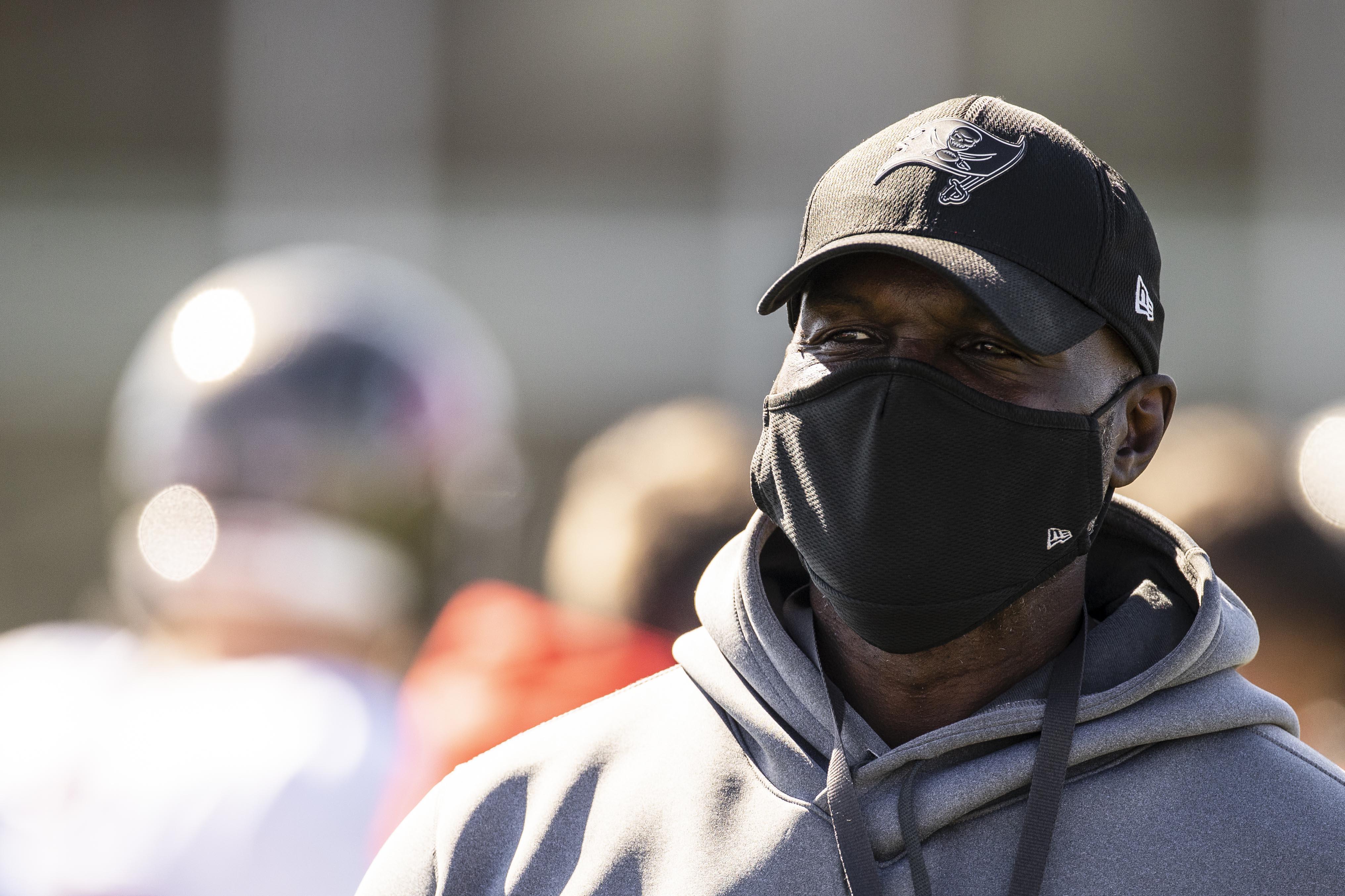NFL: Super Bowl LV-Tampa Bay Buccaneers Practice