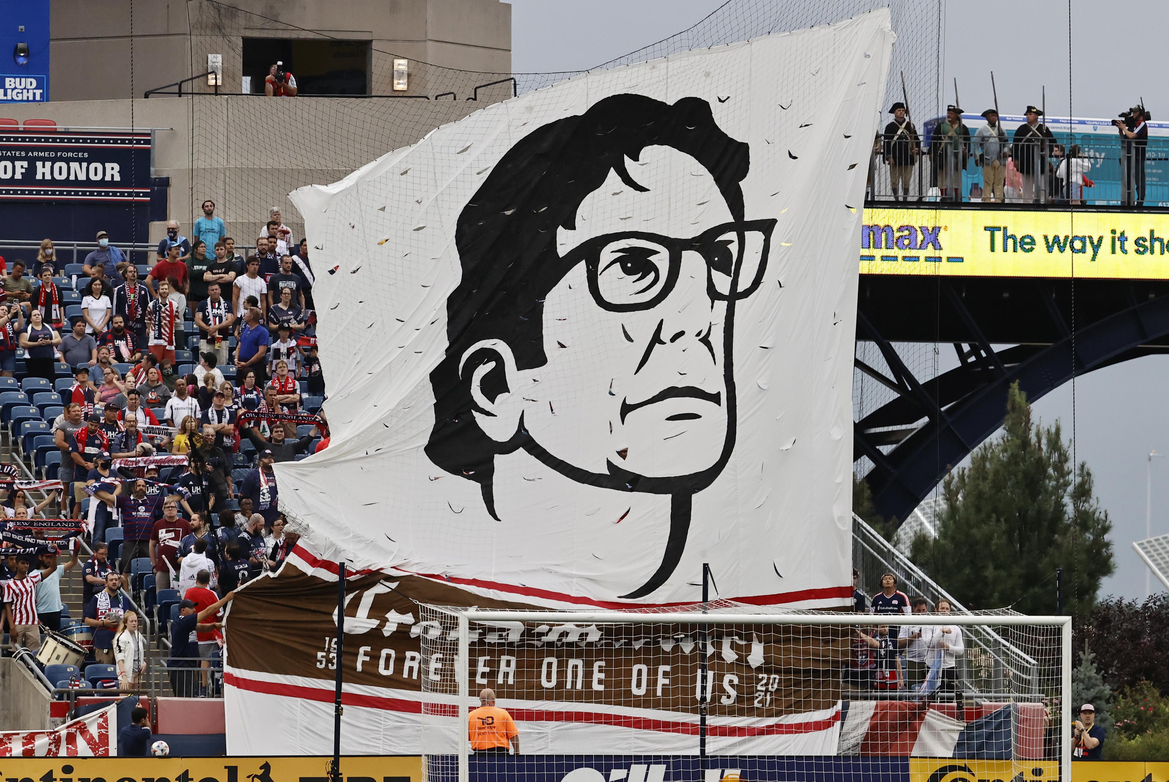 SOCCER: JUL 25 MLS - CF Montreal at New England Revolution