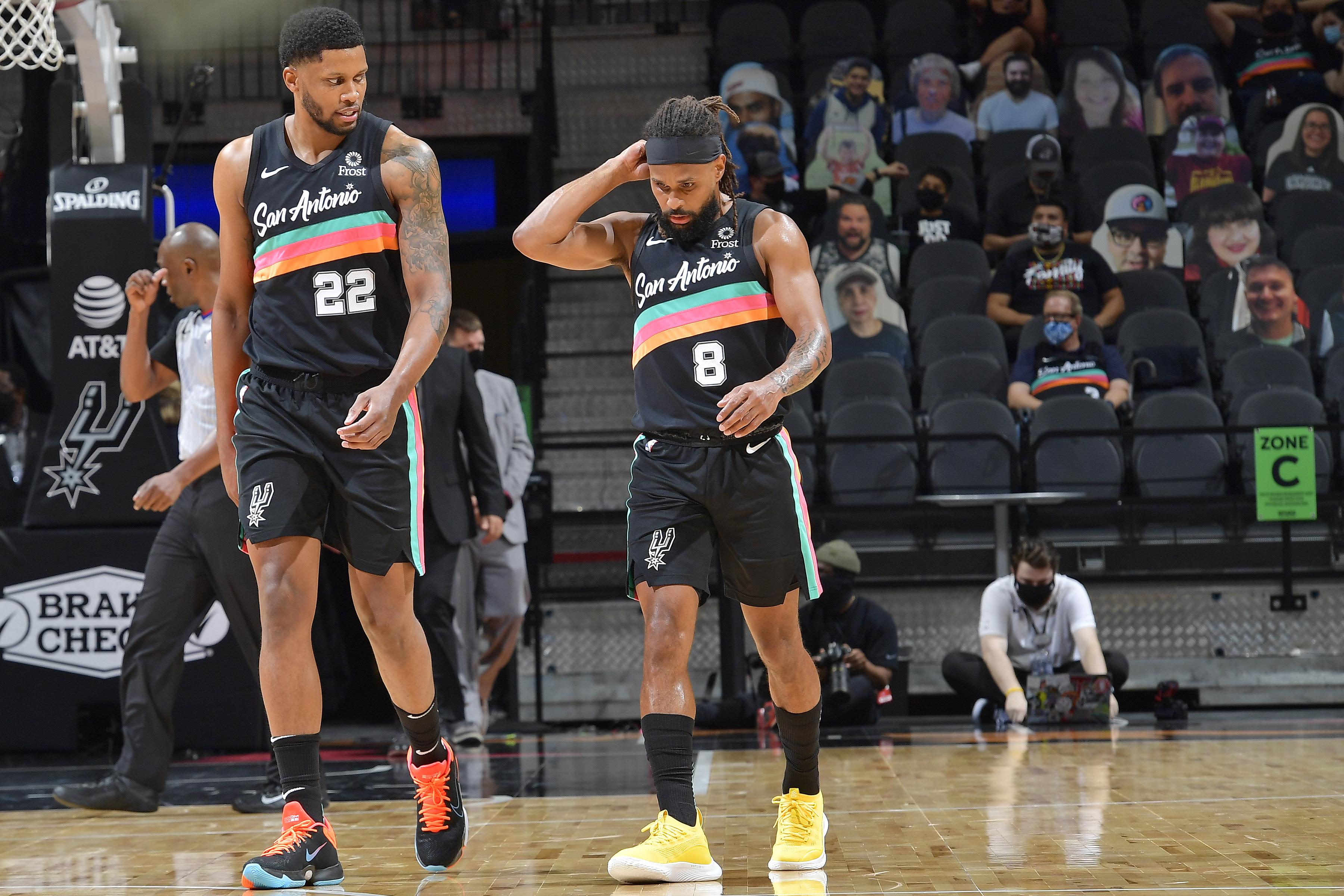 Orlando Magic vs. San Antonio Spurs