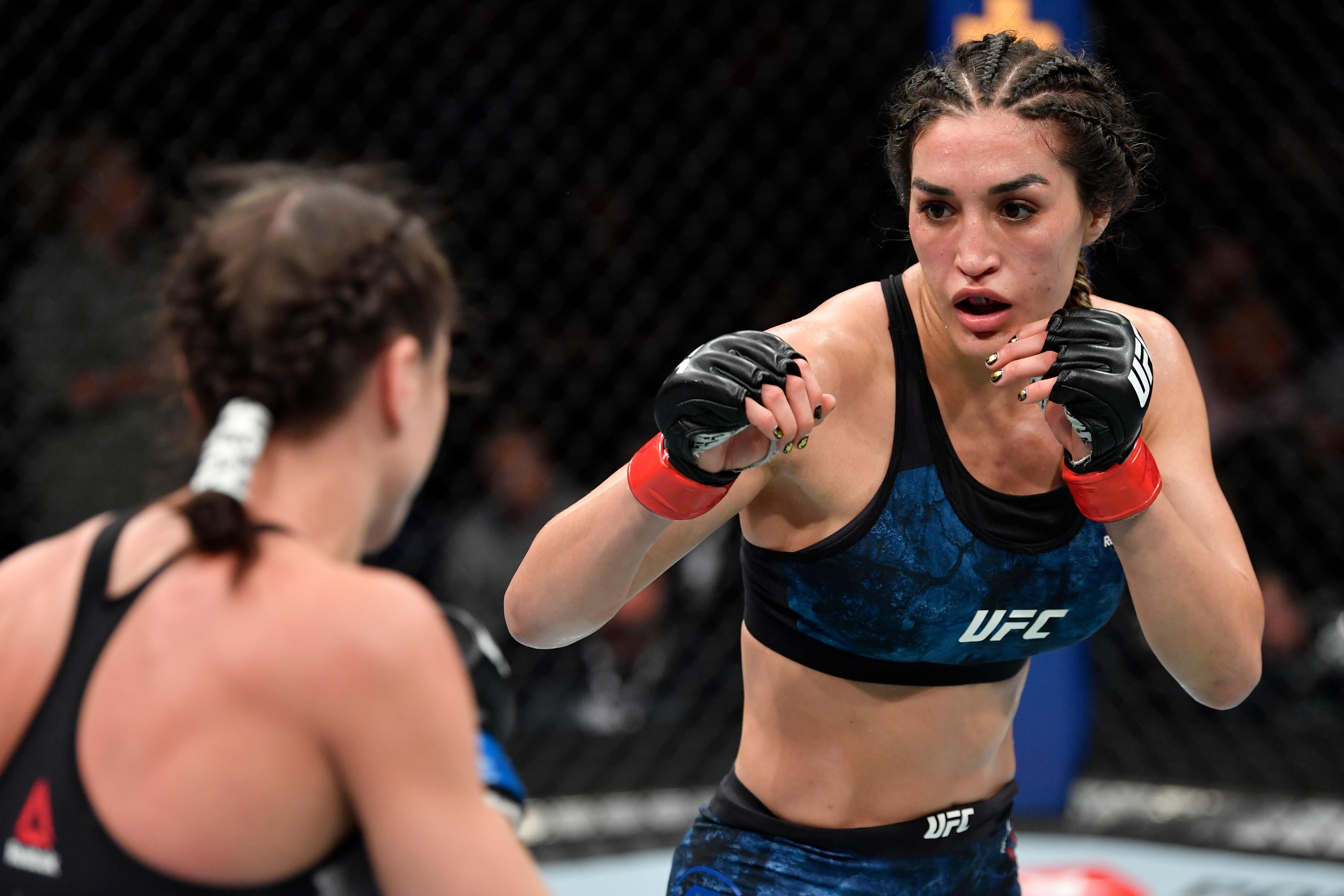 UFC 238: Tatiana Suarez v Nina Ansaroff