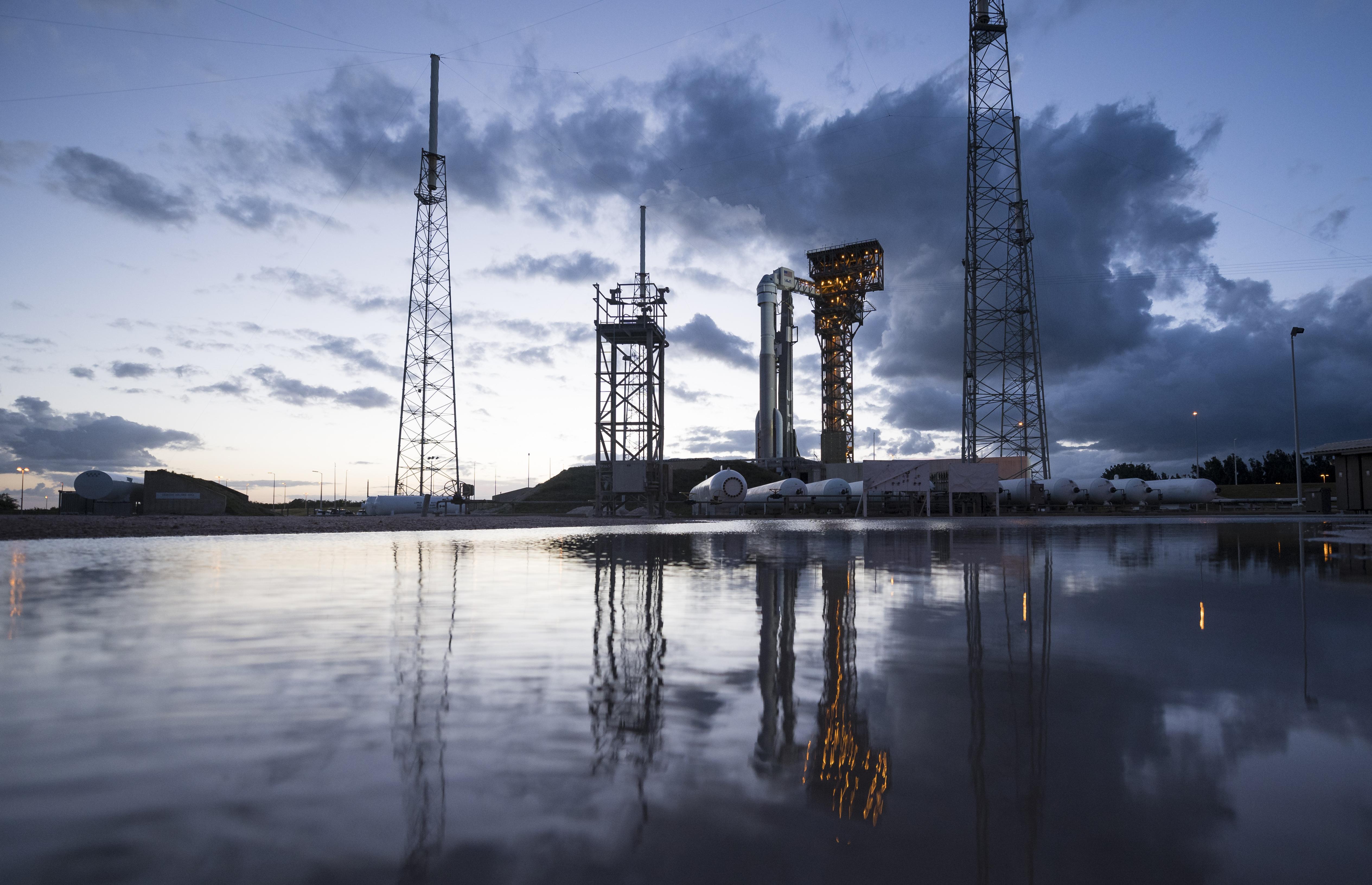 NASA Launches Test Flight Of Boeing Starliner Spacecraft
