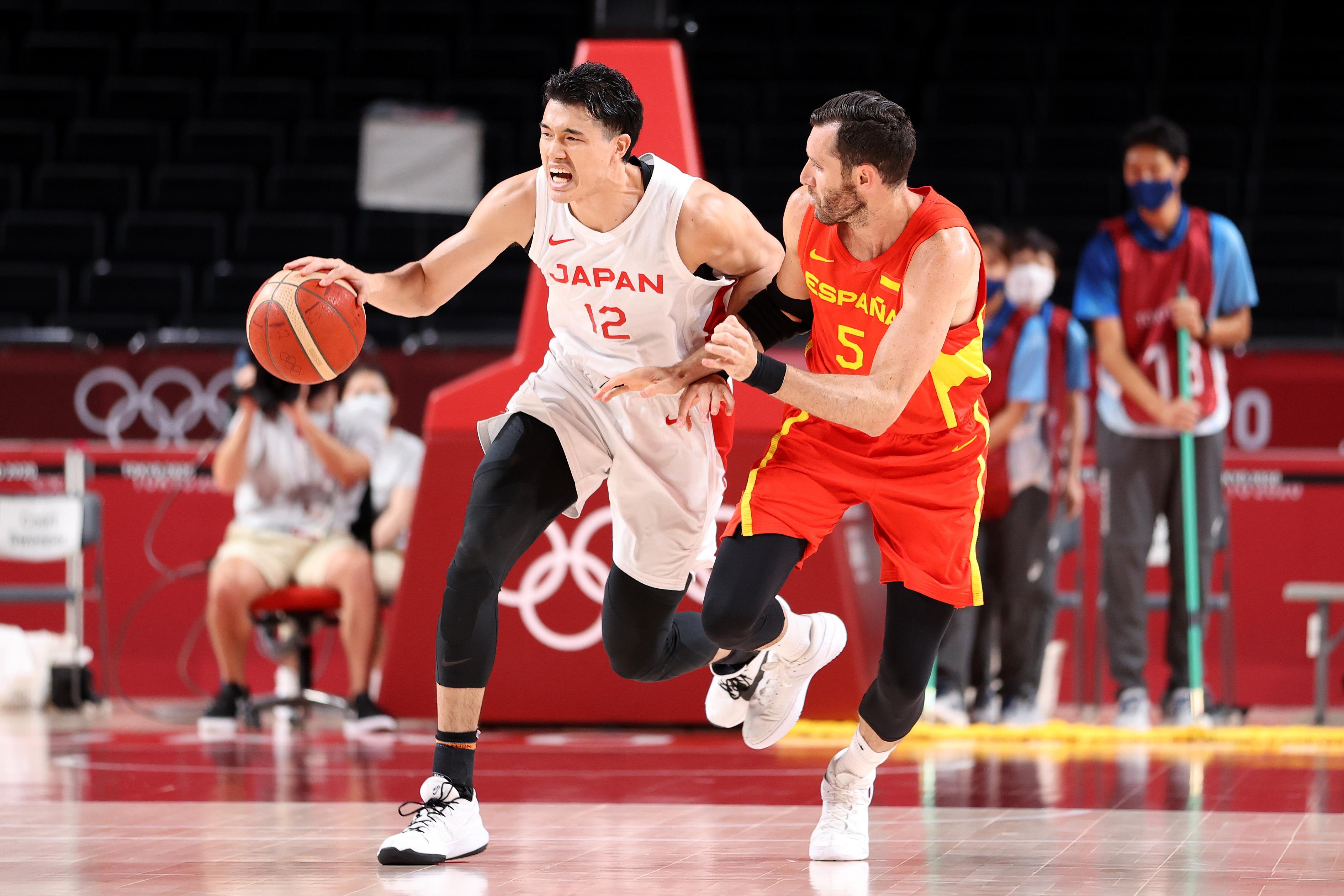 Japan v Spain Men's Basketball - Olympics: Day 3