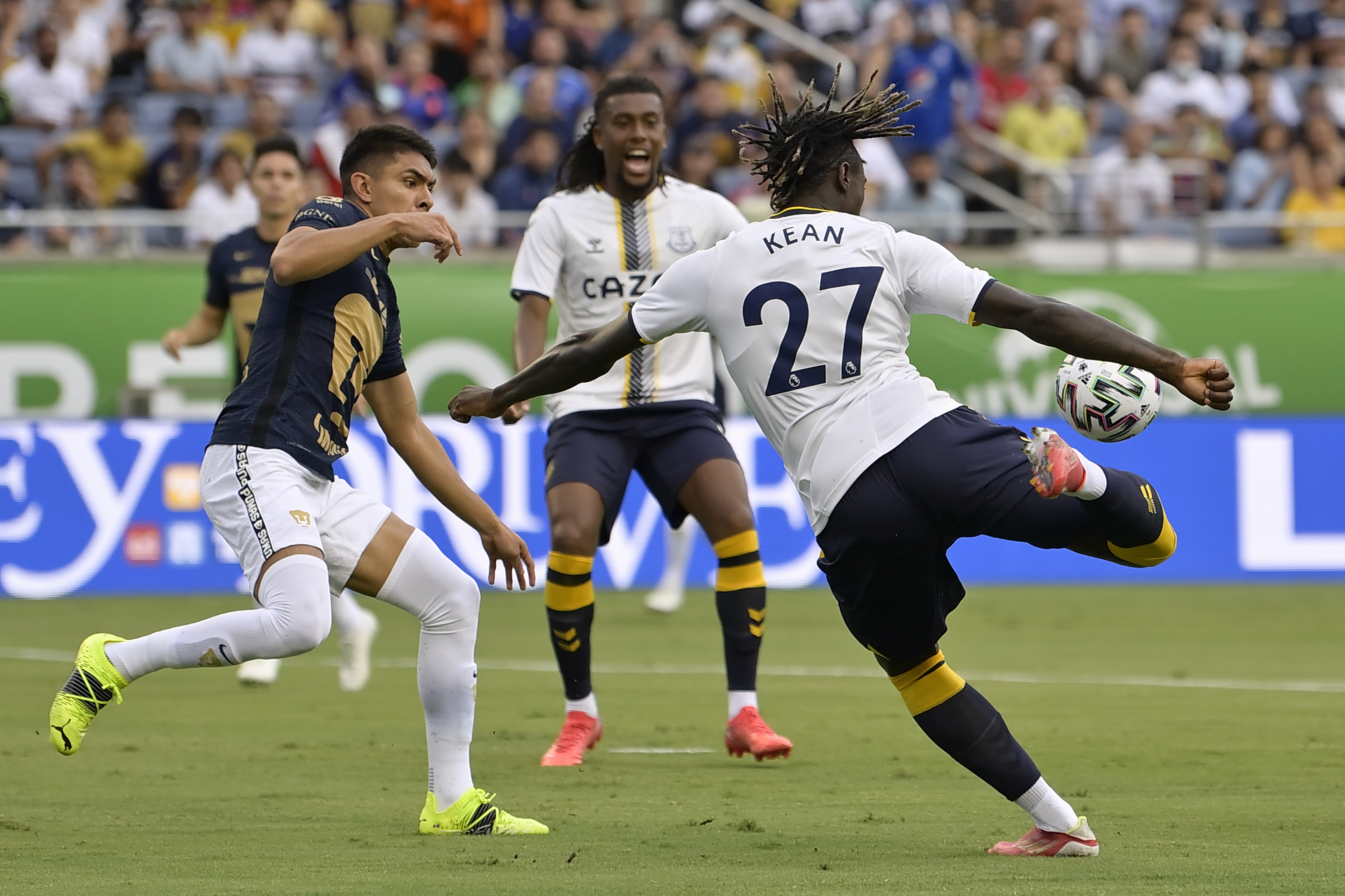 Everton FC v UNAM Pumas: Pre-Season Friendly