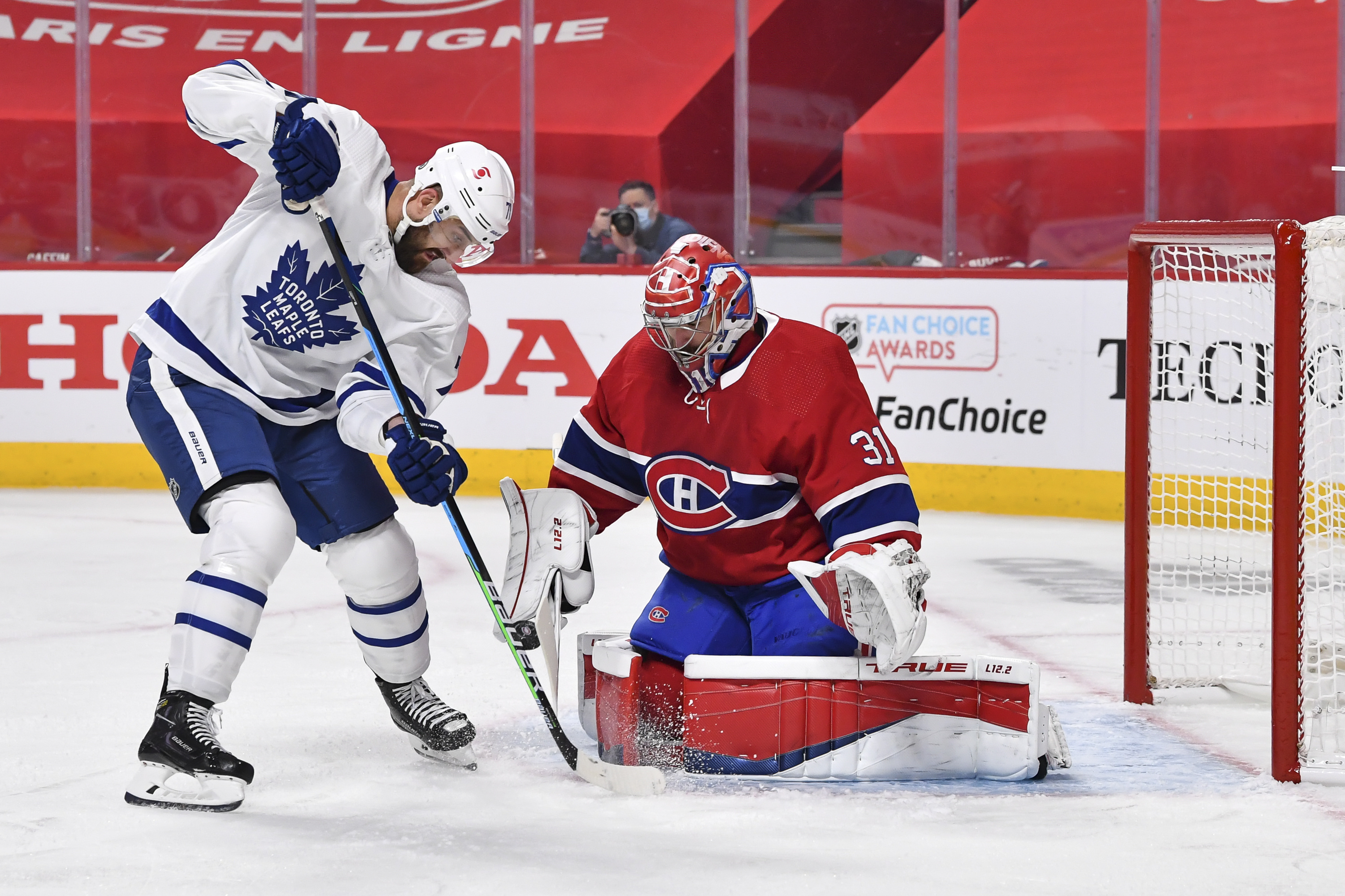 Toronto Maple Leafs v Montreal Canadiens - Game Six