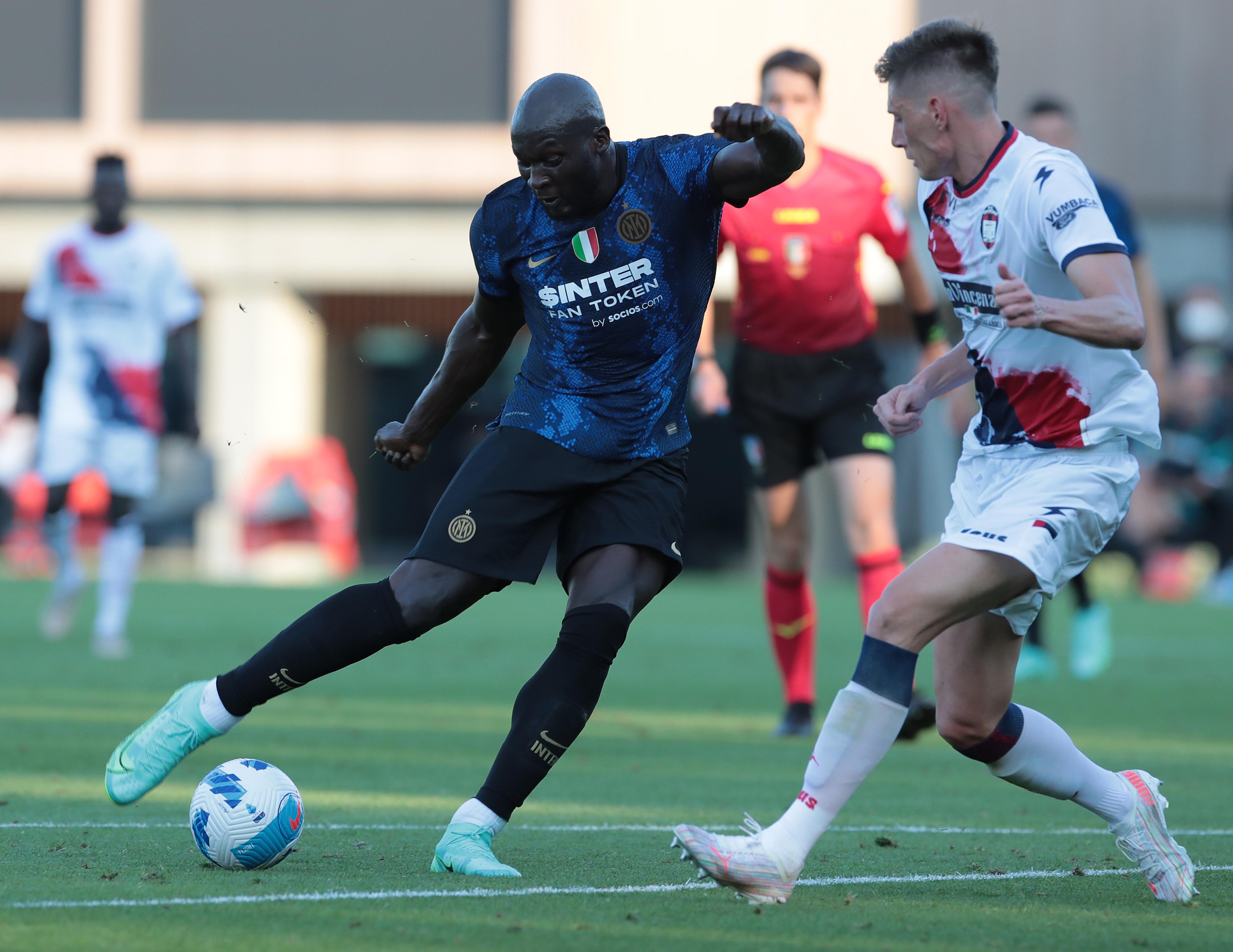 FC Internazionale v FC Crotone - Pre-Season Friendly