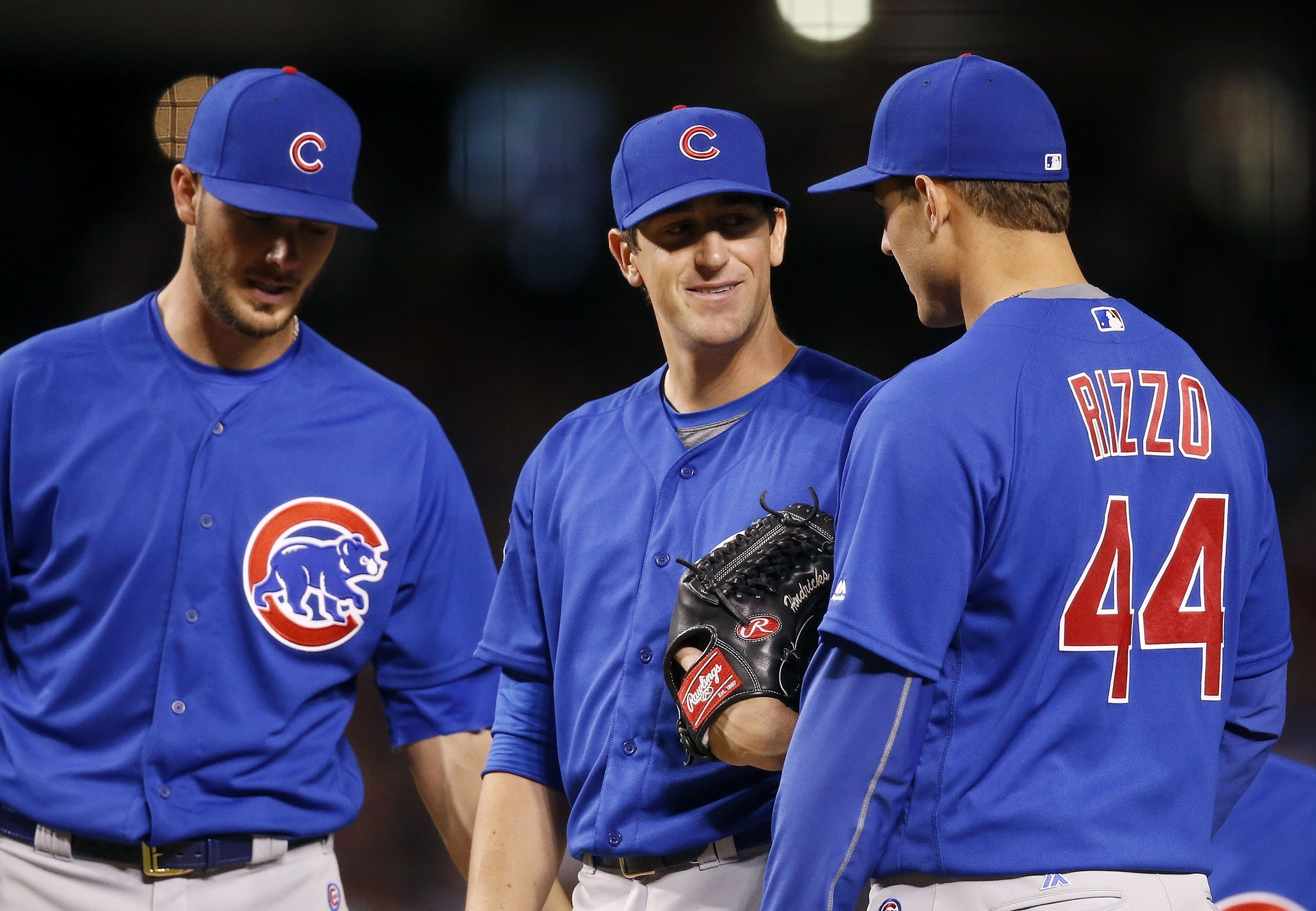 Some of these guys might be leaving the Cubs pretty soon.