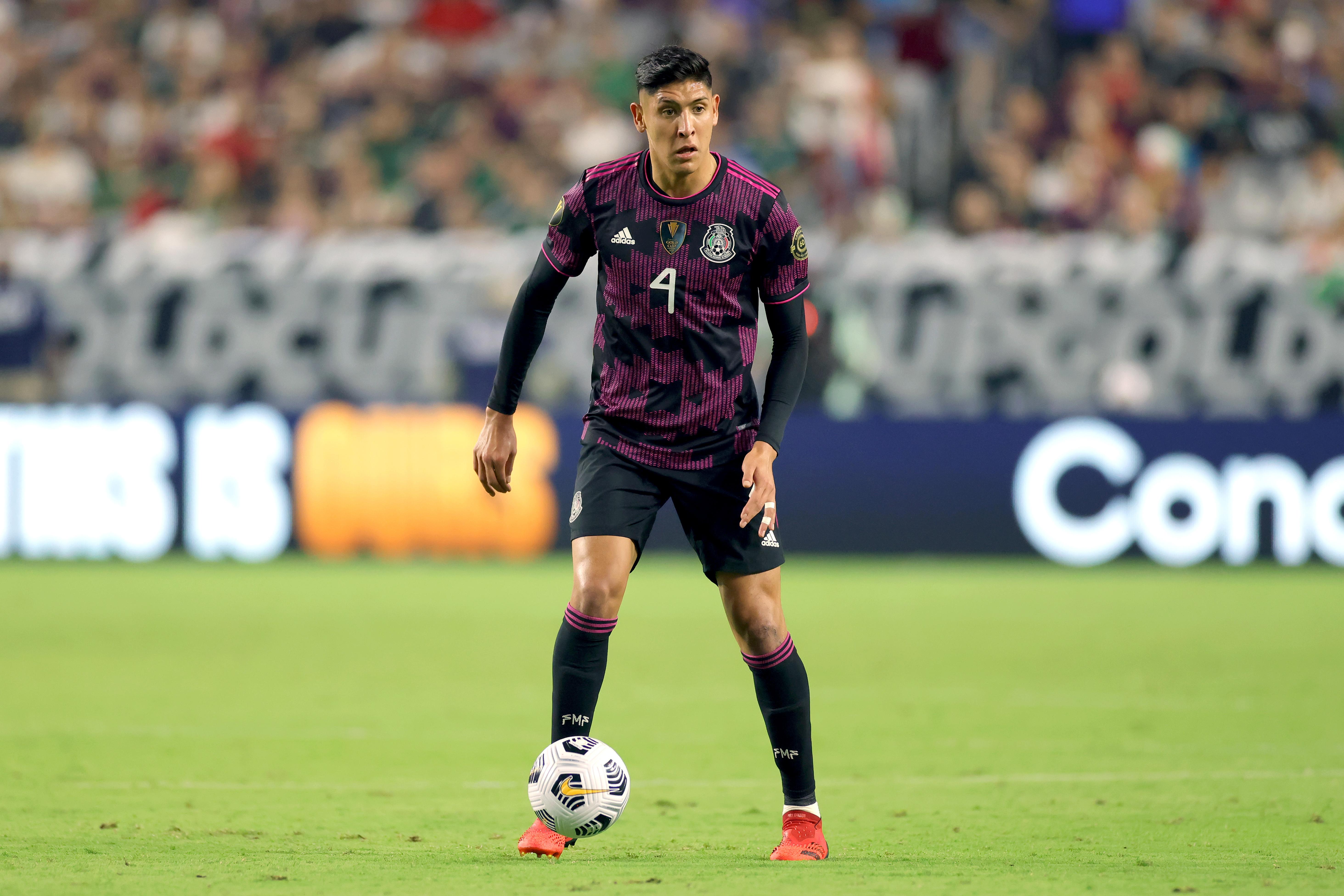 SOCCER: JUL 24 Concacaf Gold Cup Quarterfinal - Mexico v Honduras