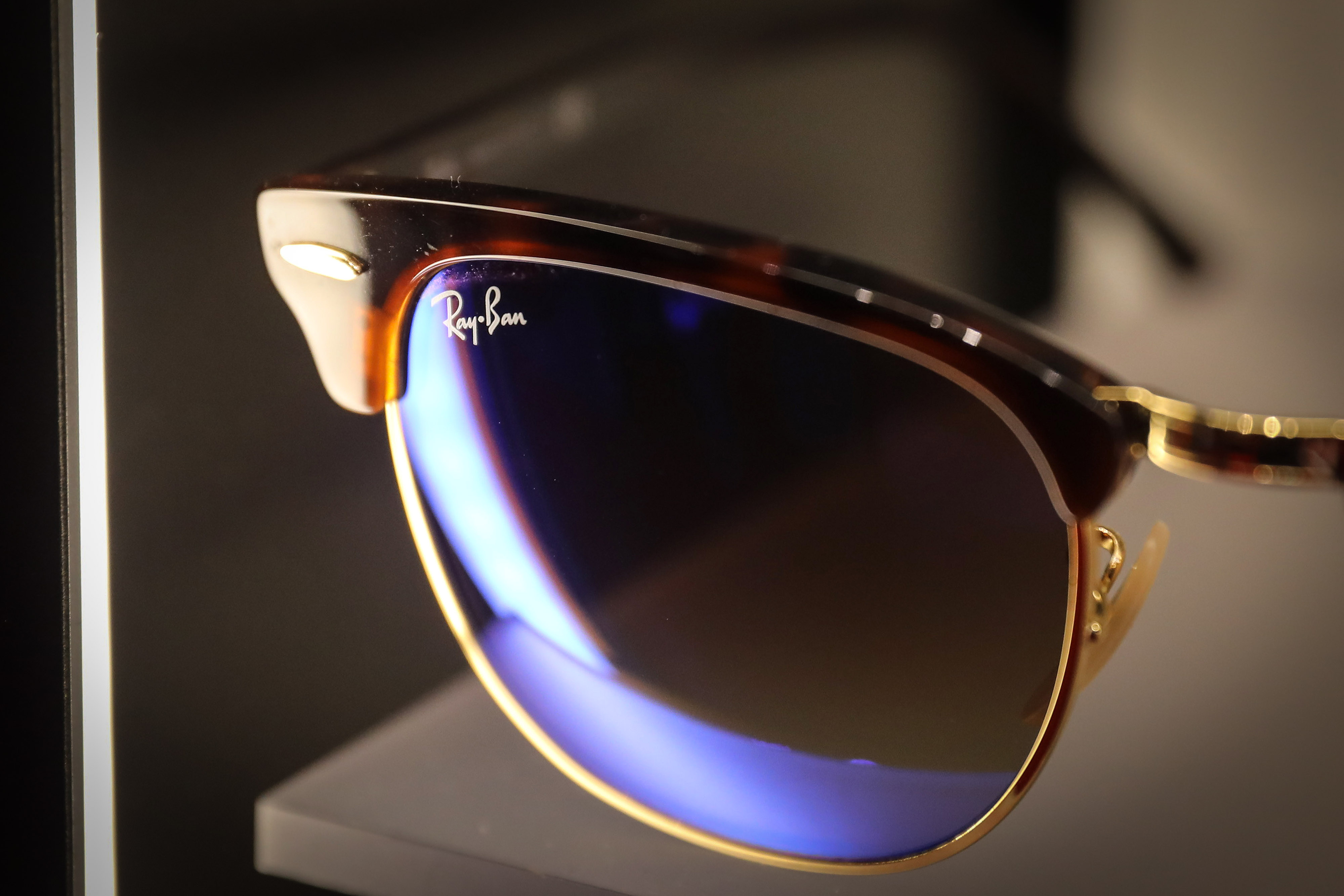 Ray-Ban Stores as EssilorLuxottica SA Commits to $8.7 Billion GrandVision Deal