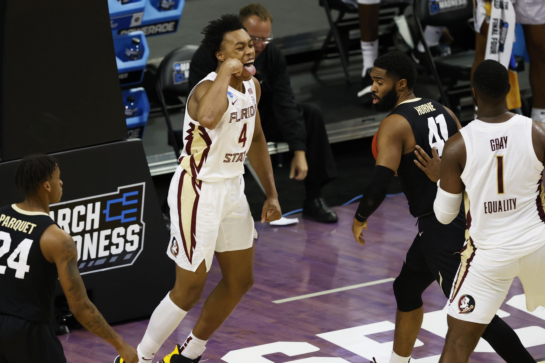 NCAA Basketball: NCAA Tournament-Colorado at Florida State