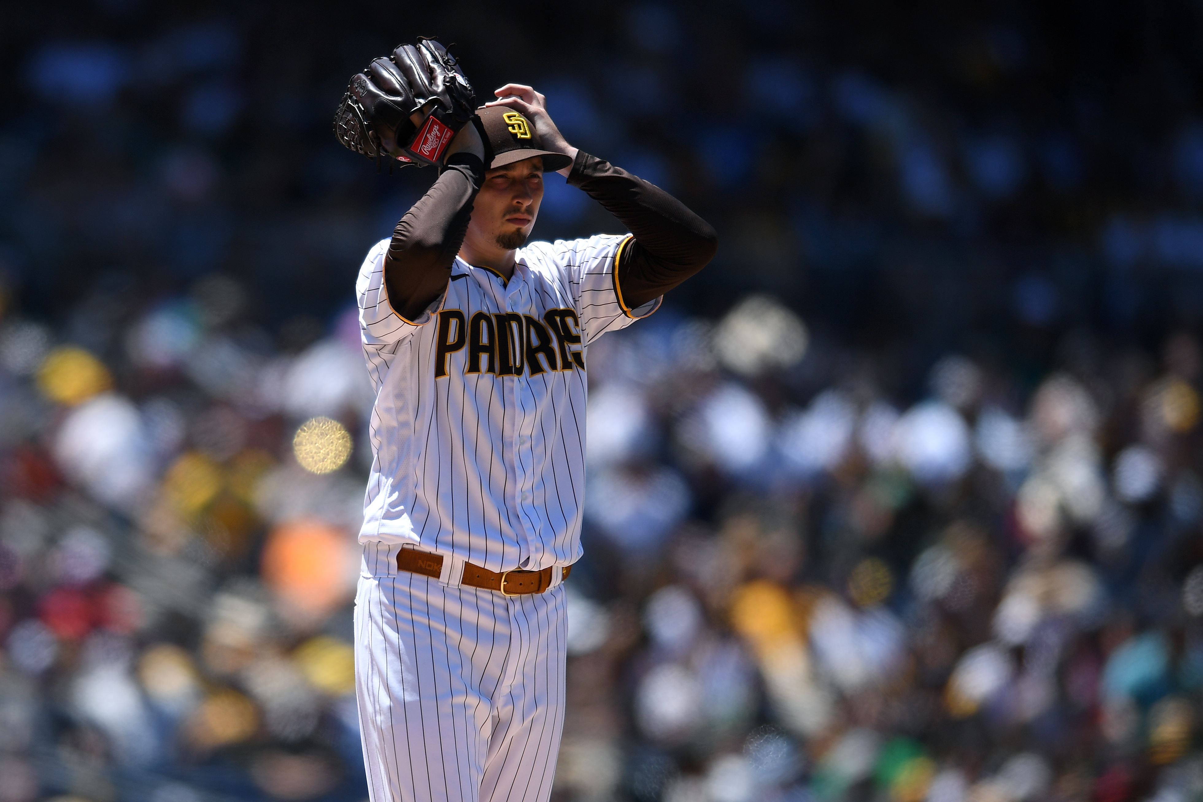 MLB: Oakland Athletics at San Diego Padres