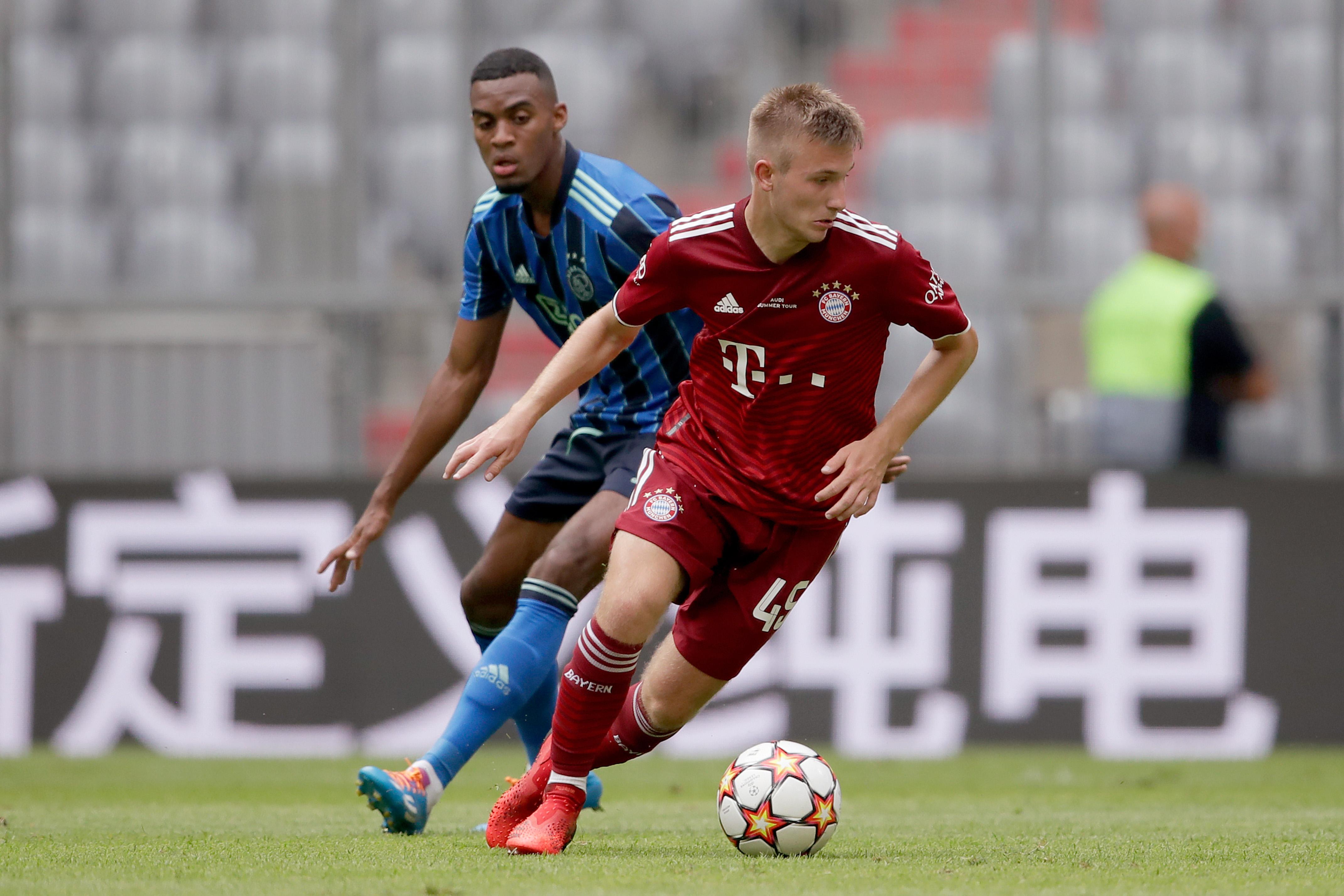 Bayern Munchen v Ajax - Club Friendly