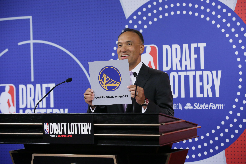 2021 NBA Draft Lottery