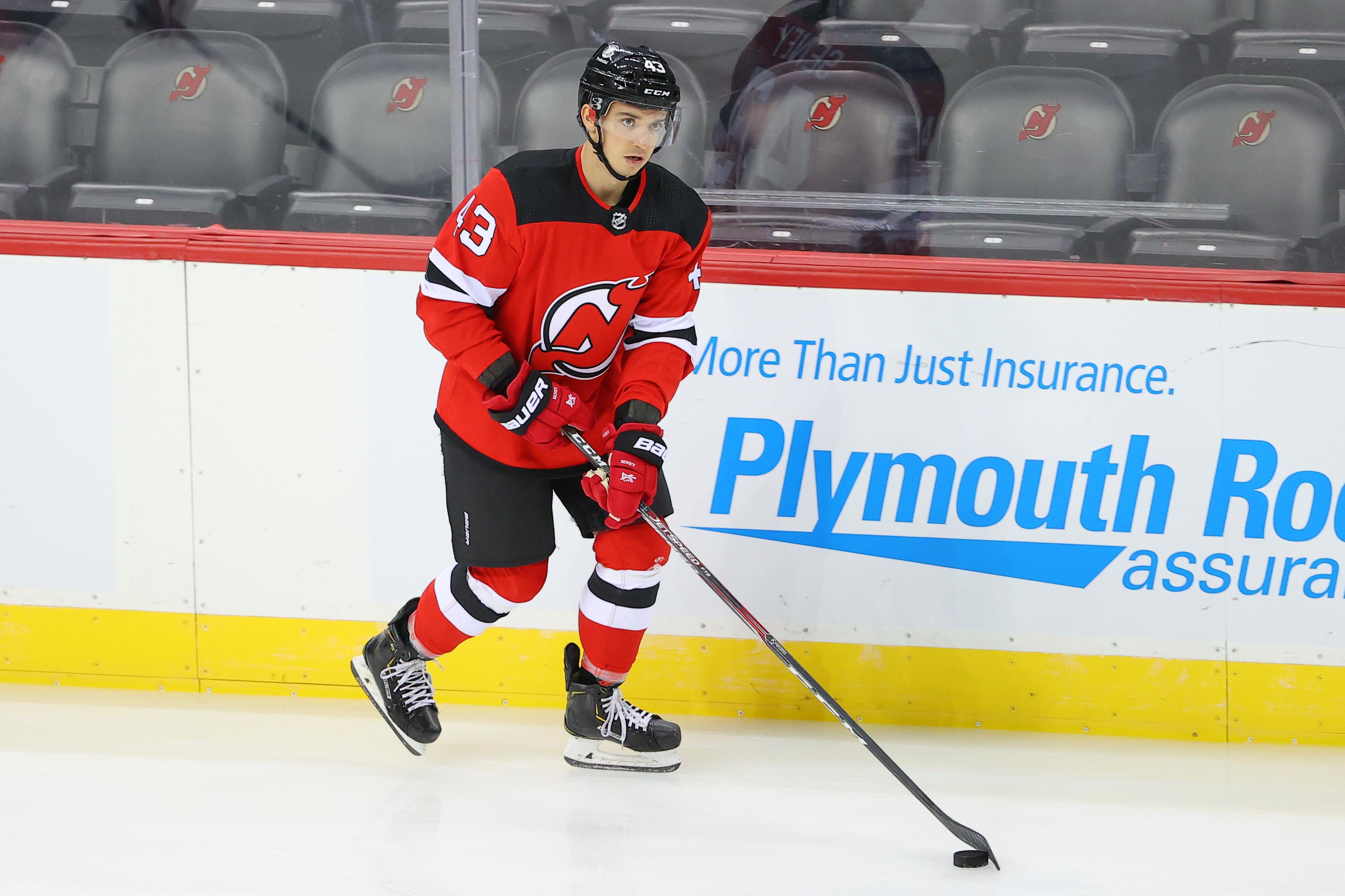 NHL: JAN 10 Devils Training Camp