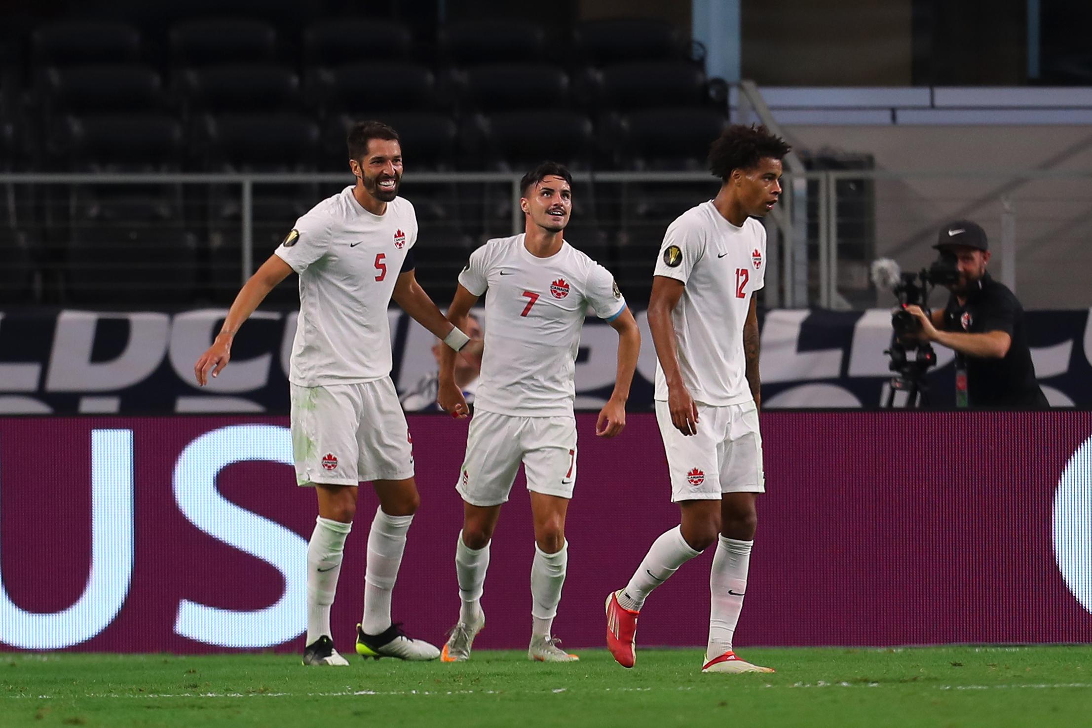 Costa Rica v Canada: Quarterfinals - 2021 CONCACAF Gold Cup