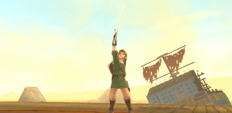 Sandship dungeon walkthrough – Zelda: Skyward Sword HD guide