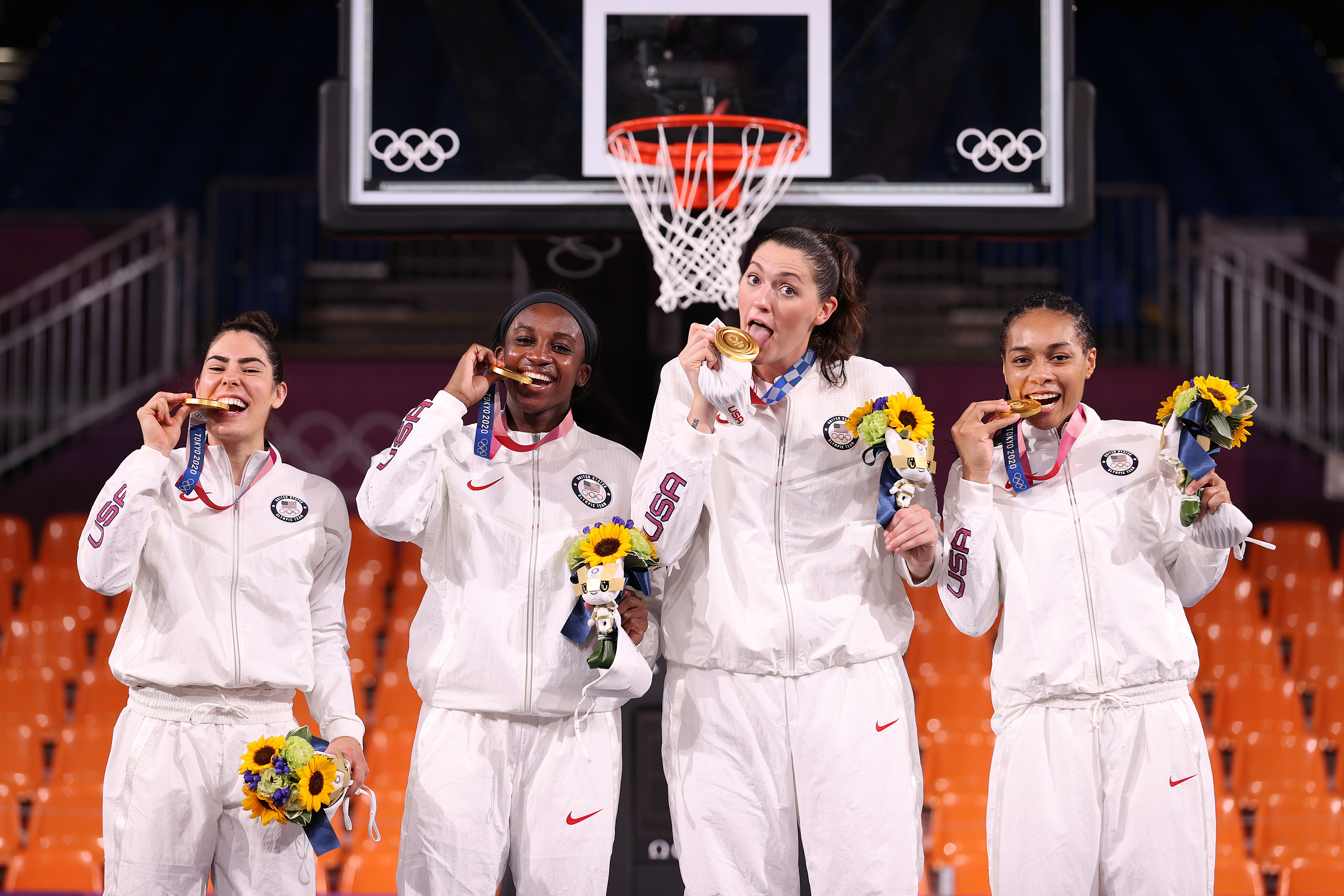 3x3 Basketball - Olympics: Day 5