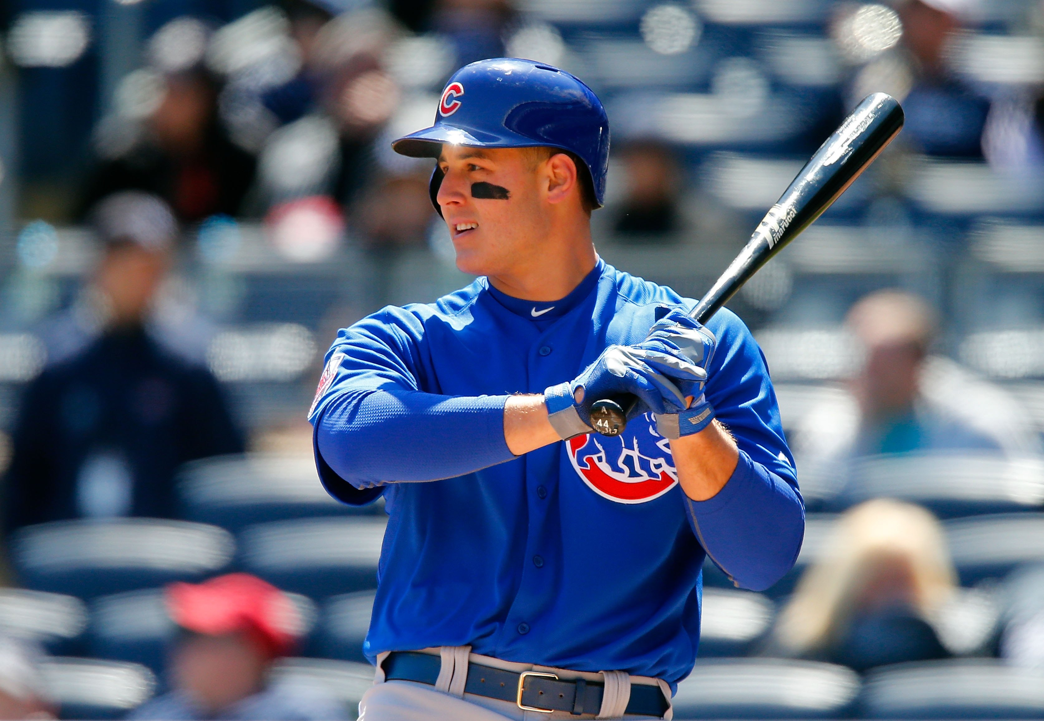 Chicago Cubs v New York Yankees - Game One