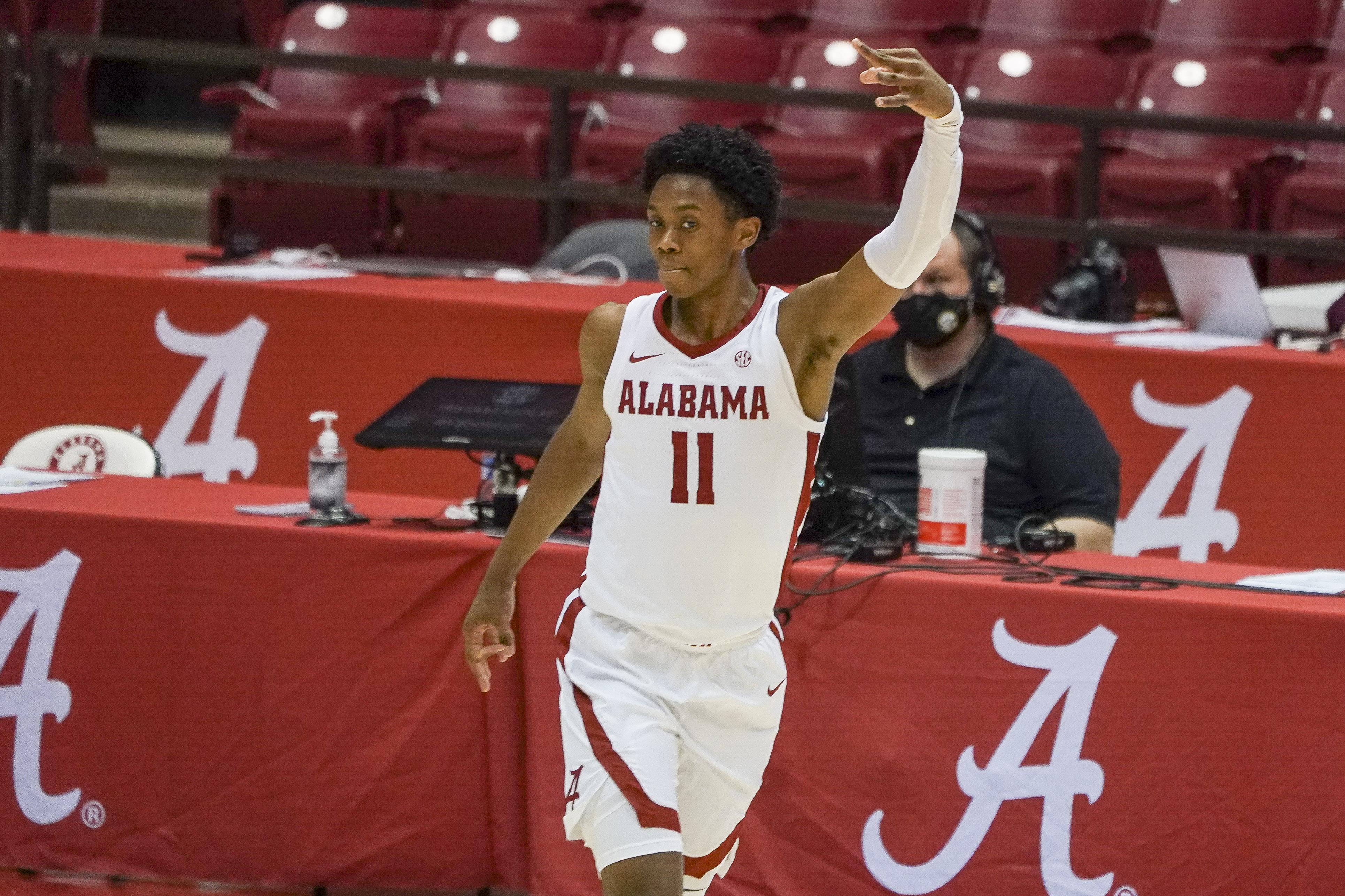 NCAA Basketball: Mississippi State at Alabama