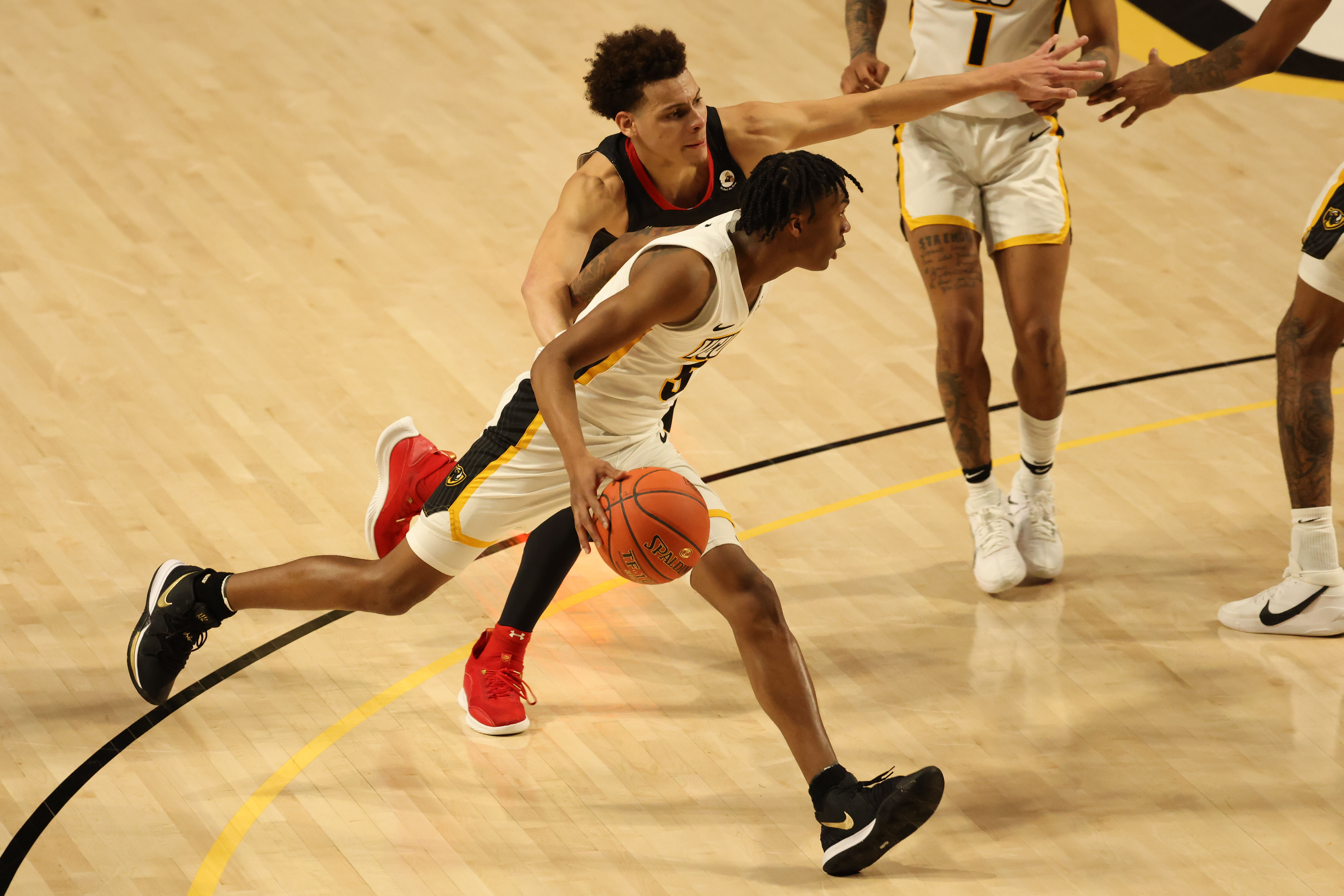 NCAA Basketball: Atlantic 10 Conference Tournament-Davidson vs VCU