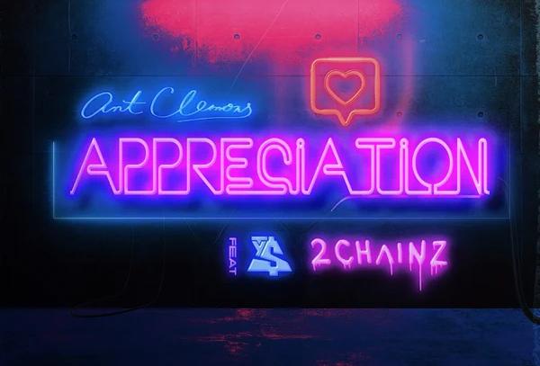 "Ant Clemons' ""Appreciation"" artwork"