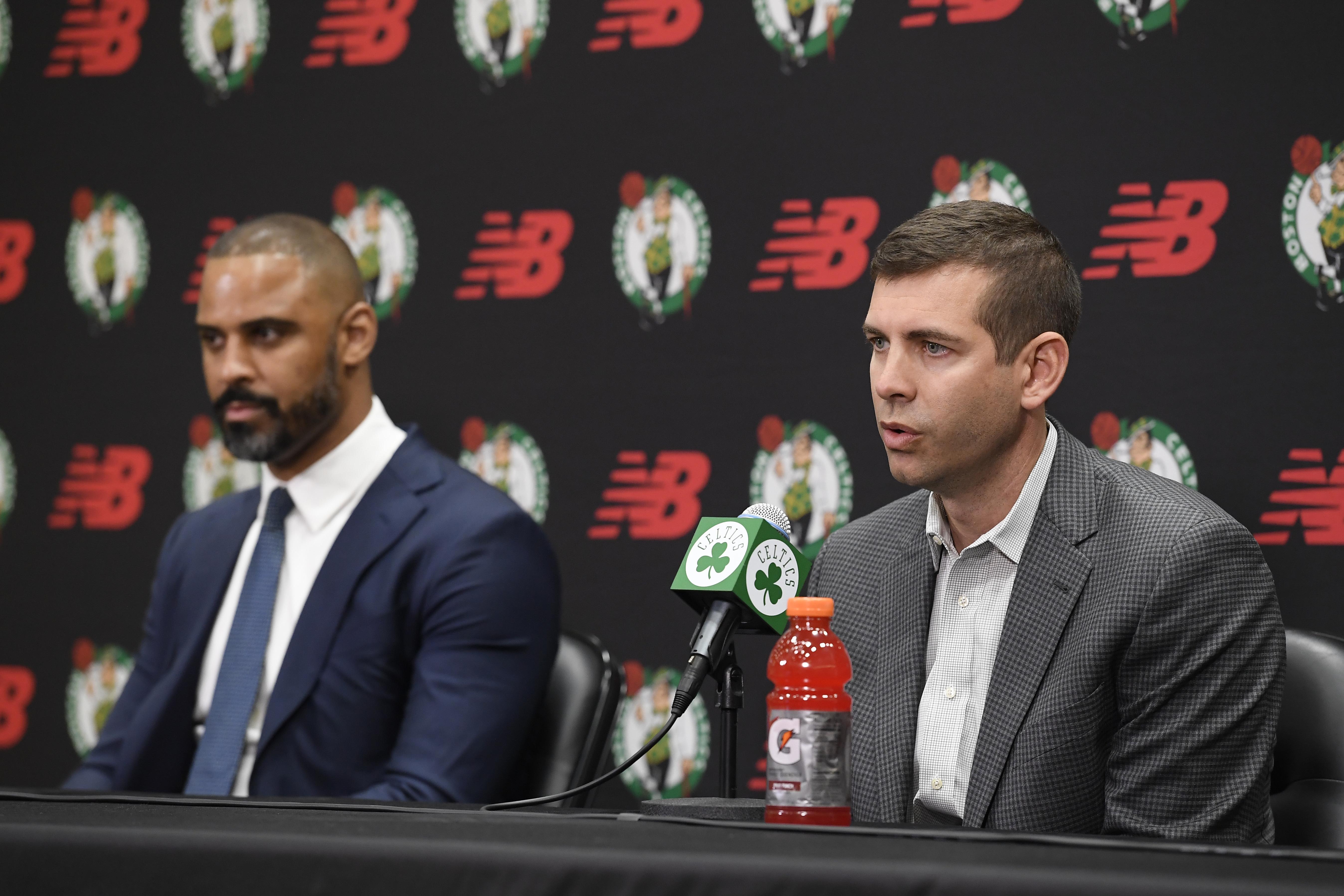 Boston Celtics Introduce Ime Udoka Press Conference